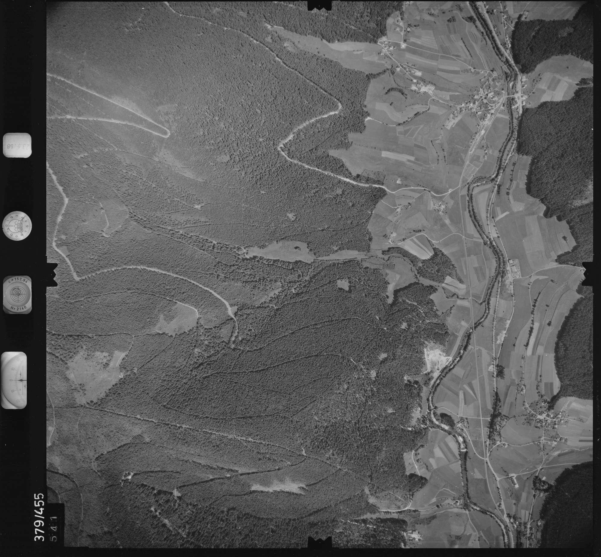 Luftbild: Film 29 Bildnr. 541, Bild 1