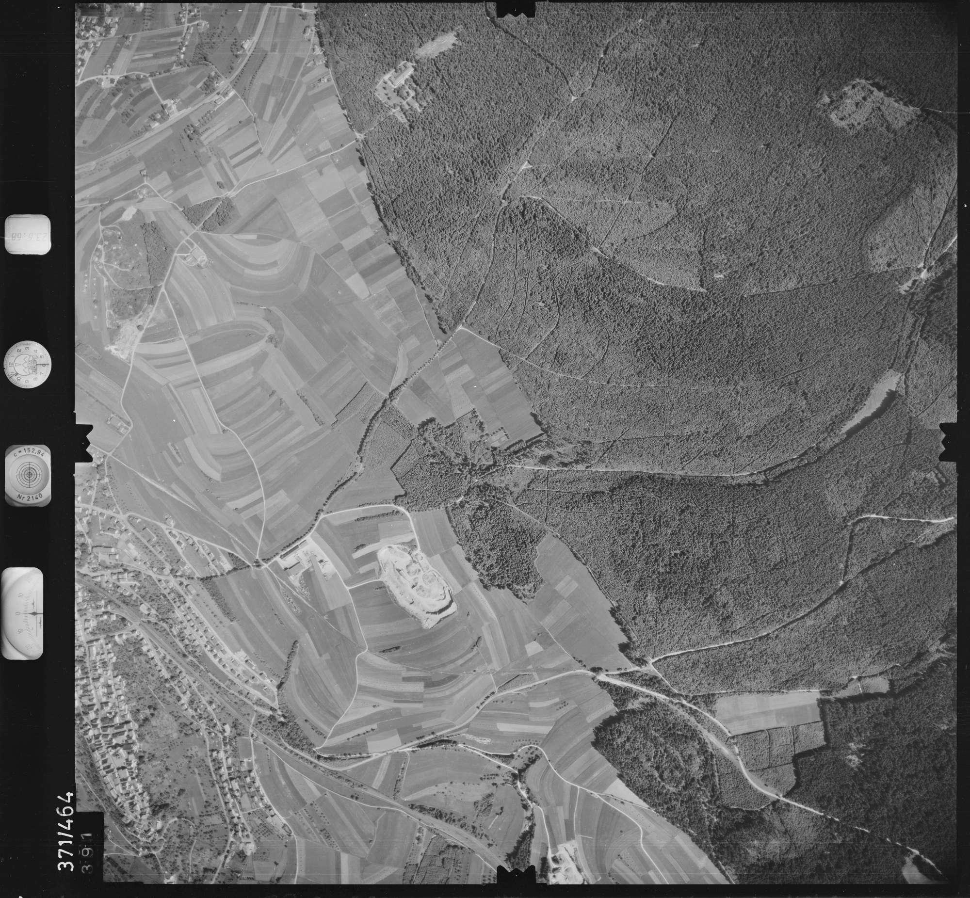 Luftbild: Film 29 Bildnr. 391, Bild 1
