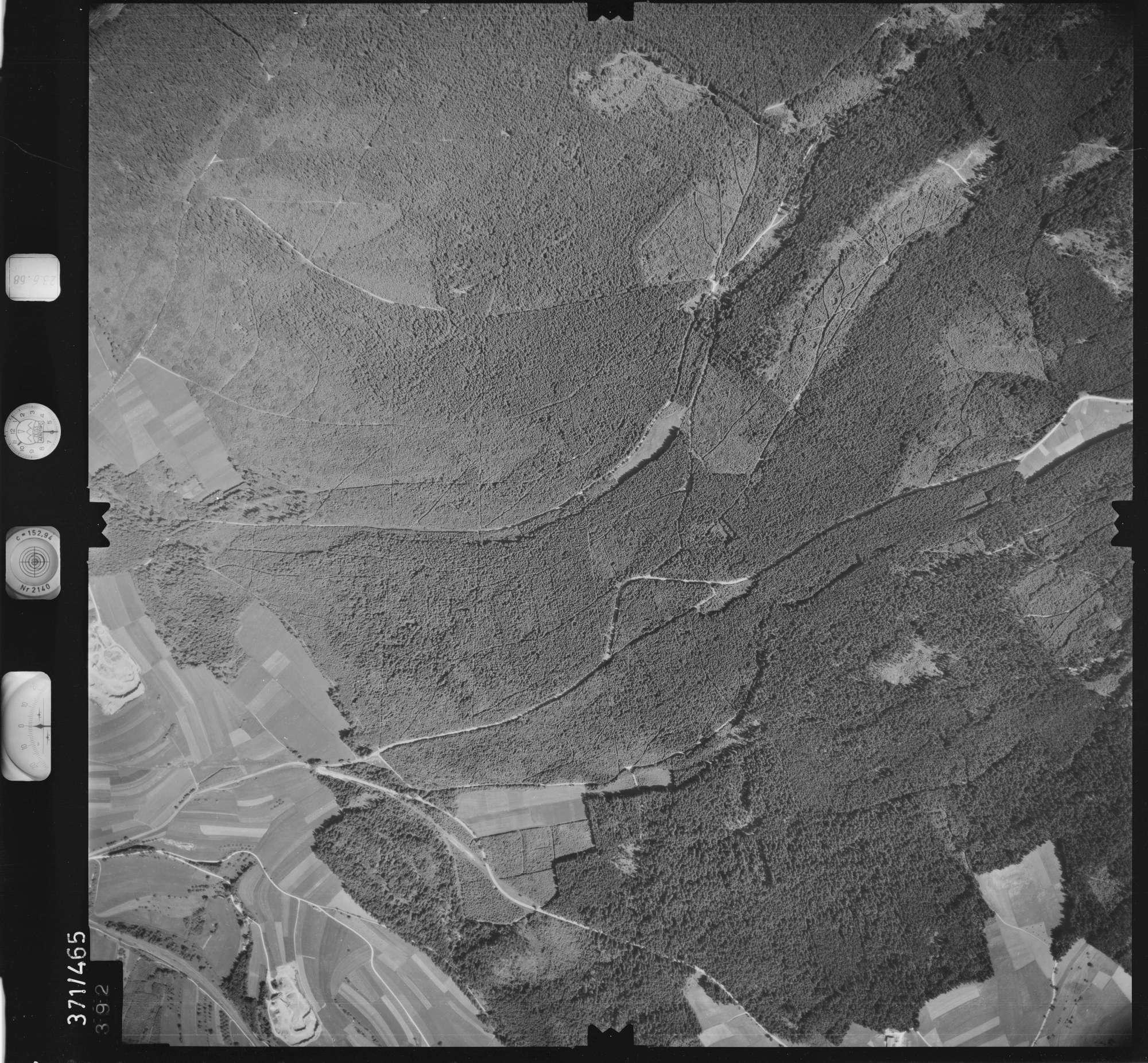 Luftbild: Film 29 Bildnr. 392, Bild 1