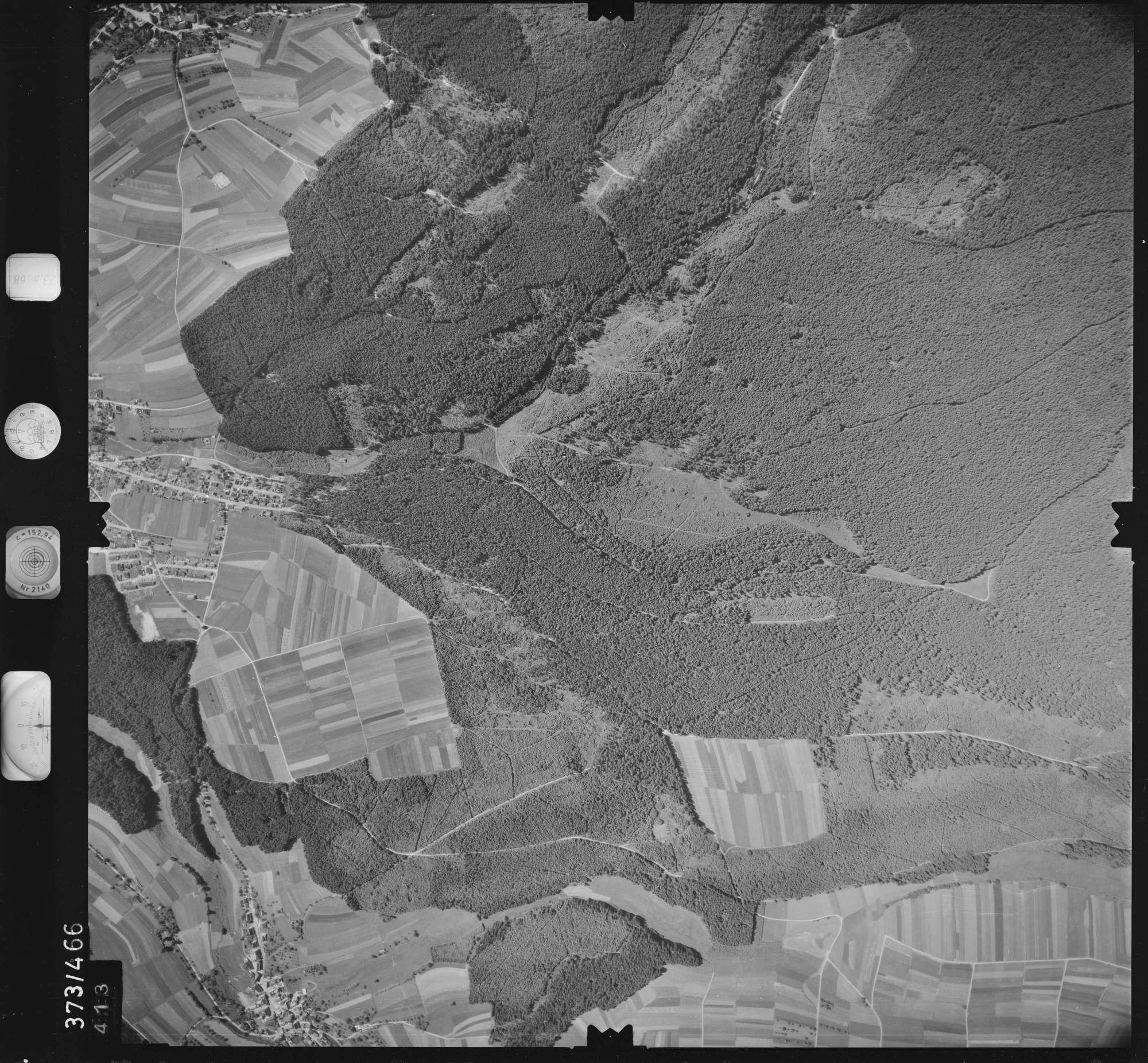 Luftbild: Film 29 Bildnr. 413, Bild 1