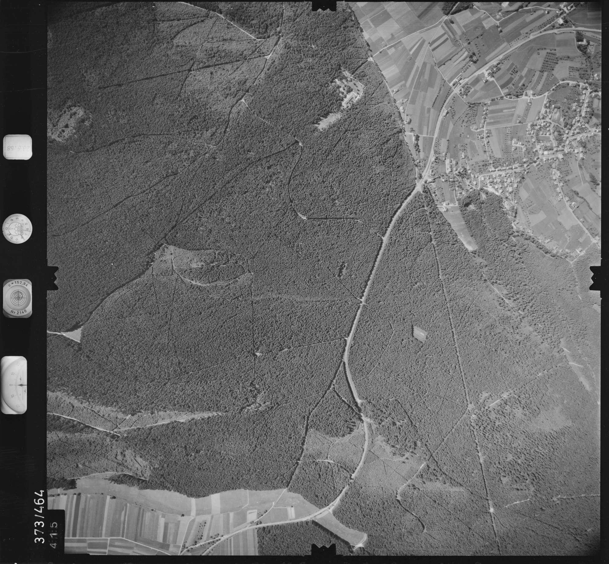 Luftbild: Film 29 Bildnr. 415, Bild 1
