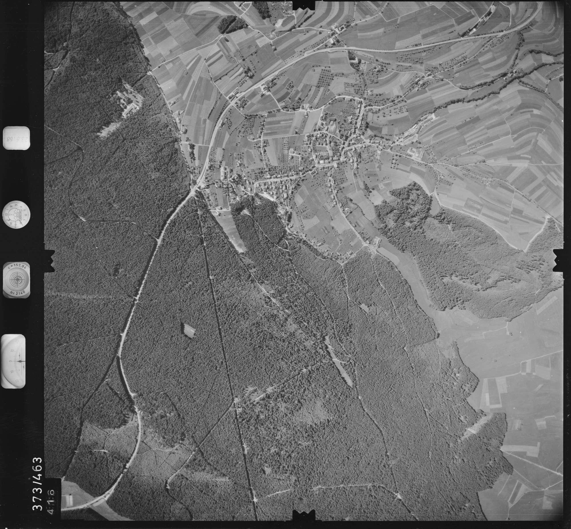Luftbild: Film 29 Bildnr. 416, Bild 1