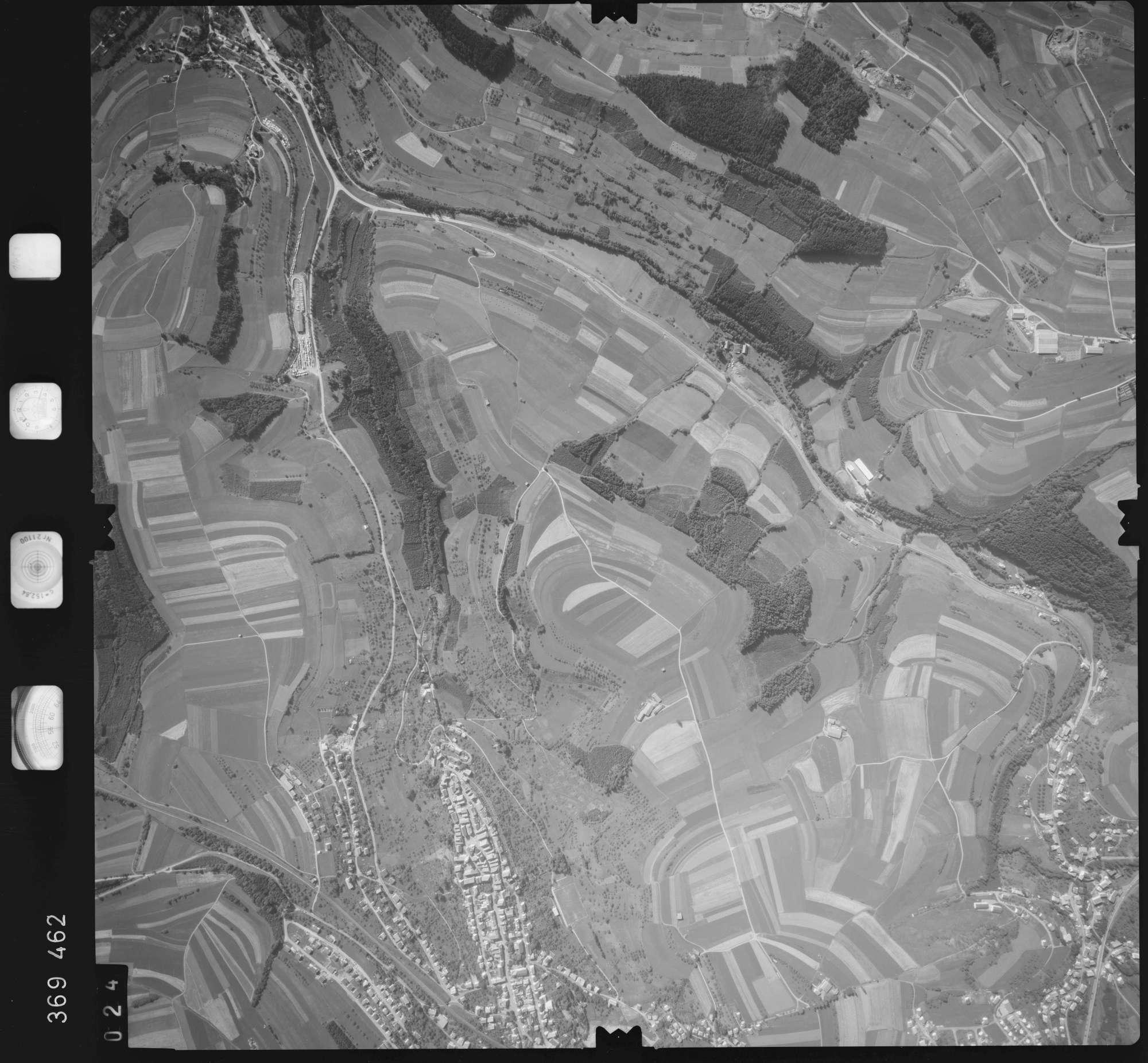 Luftbild: Film 91 Bildnr. 24, Bild 1