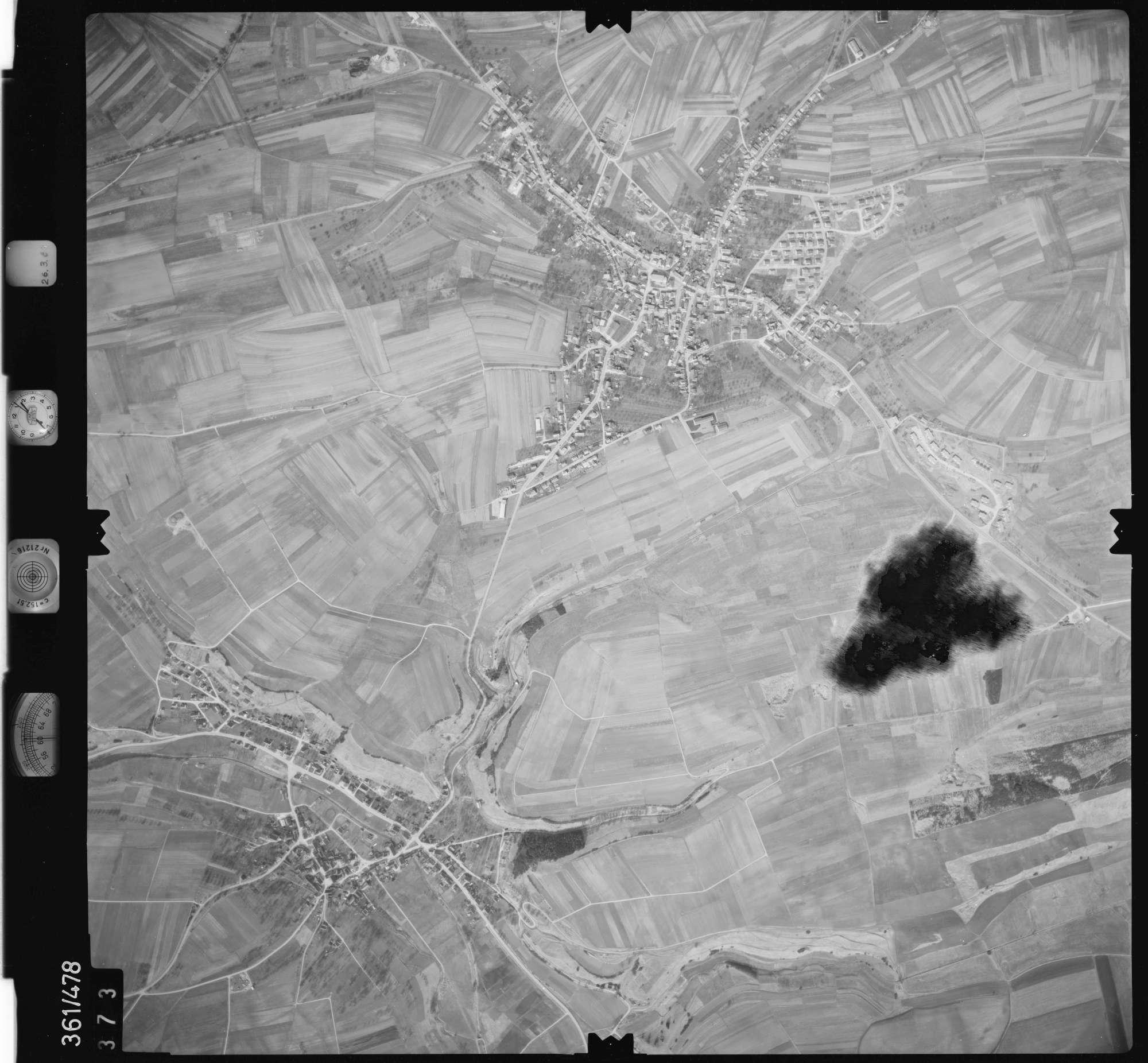 Luftbild: Film 20 Bildnr. 373, Bild 1