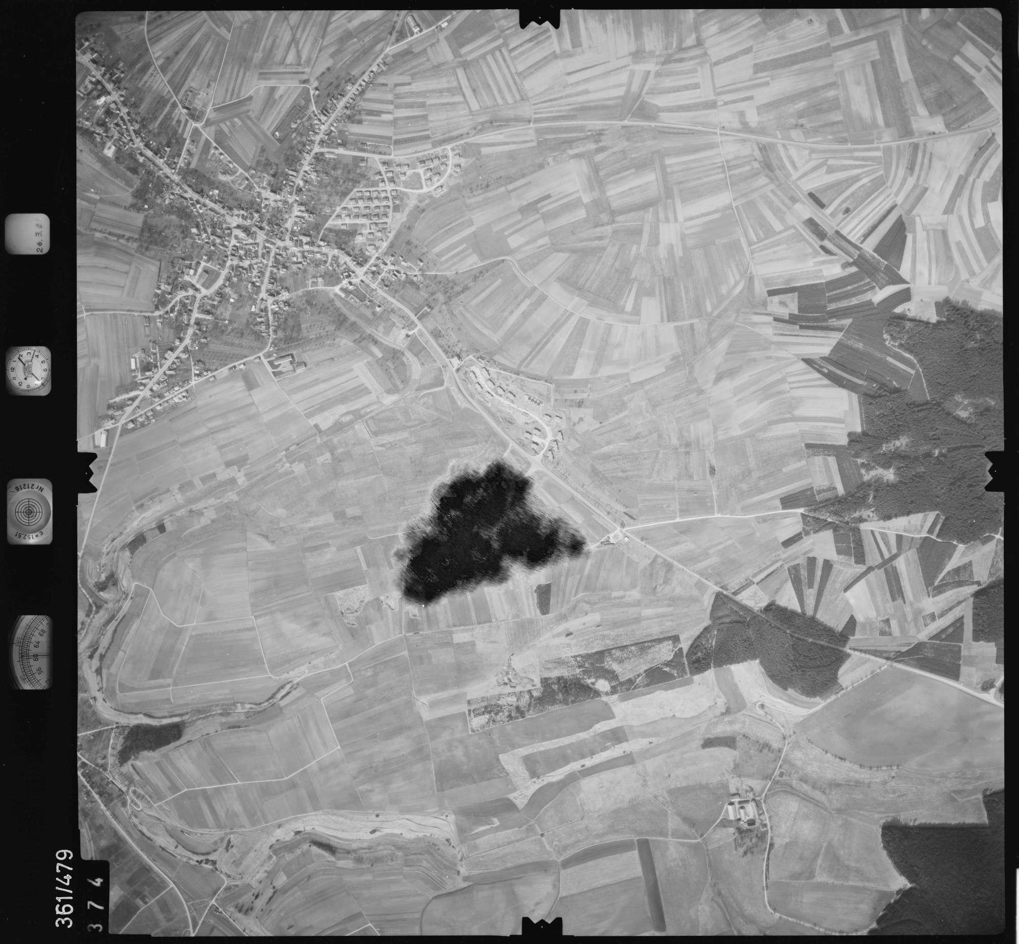Luftbild: Film 20 Bildnr. 374, Bild 1
