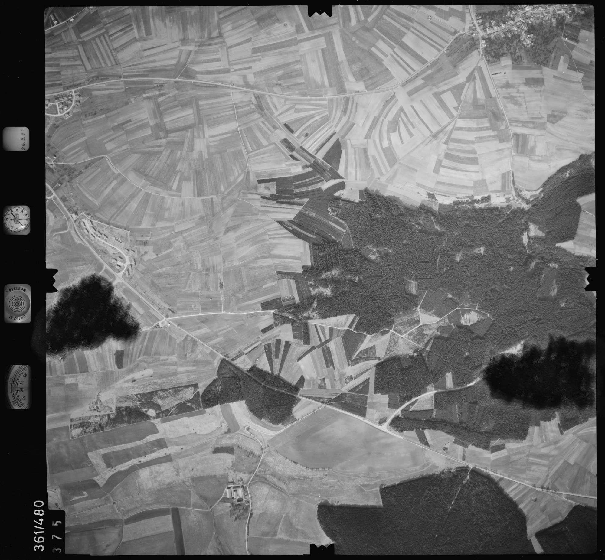 Luftbild: Film 20 Bildnr. 375, Bild 1