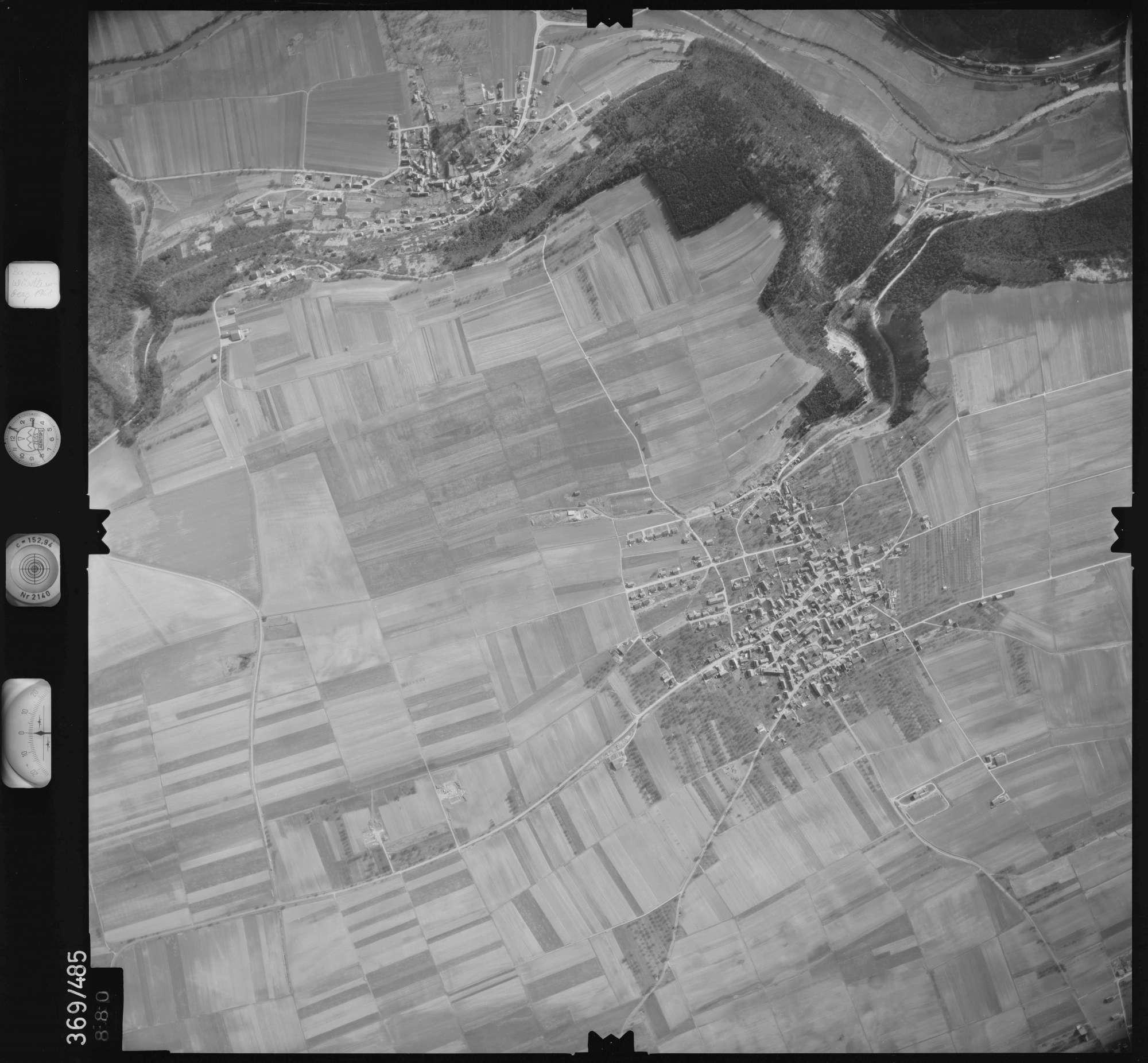 Luftbild: Film 33 Bildnr. 880, Bild 1