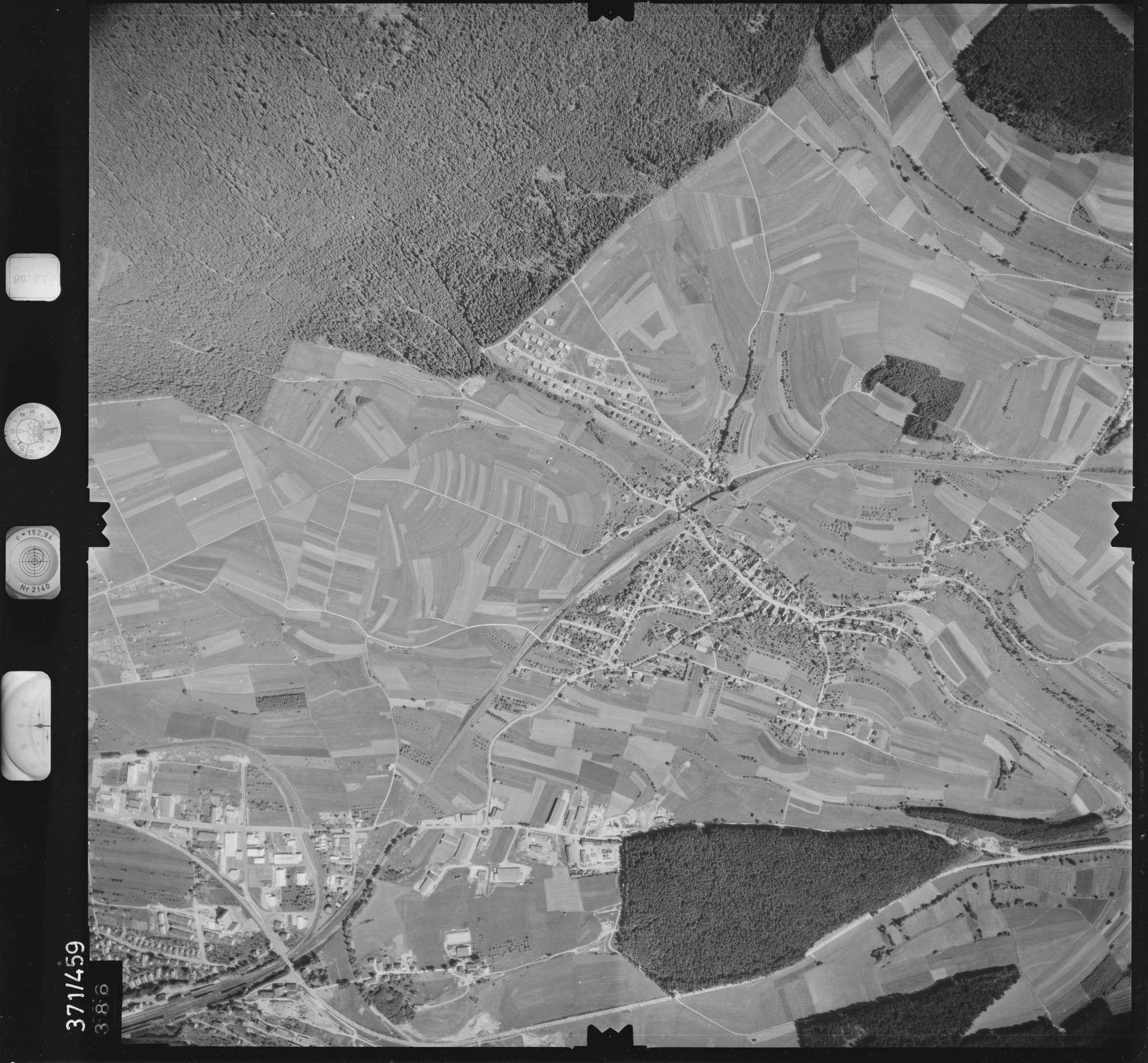 Luftbild: Film 29 Bildnr. 386, Bild 1