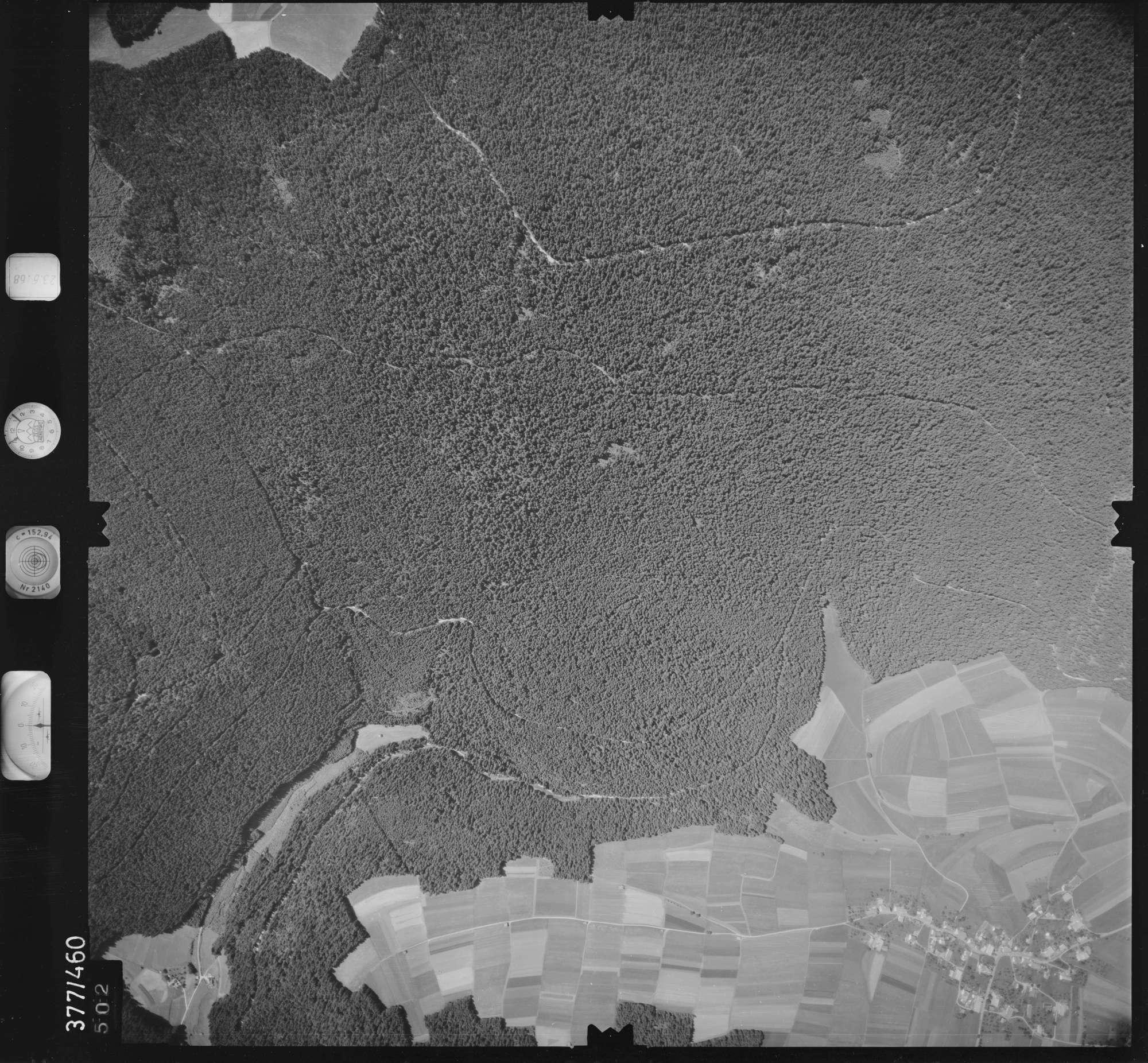 Luftbild: Film 29 Bildnr. 502, Bild 1