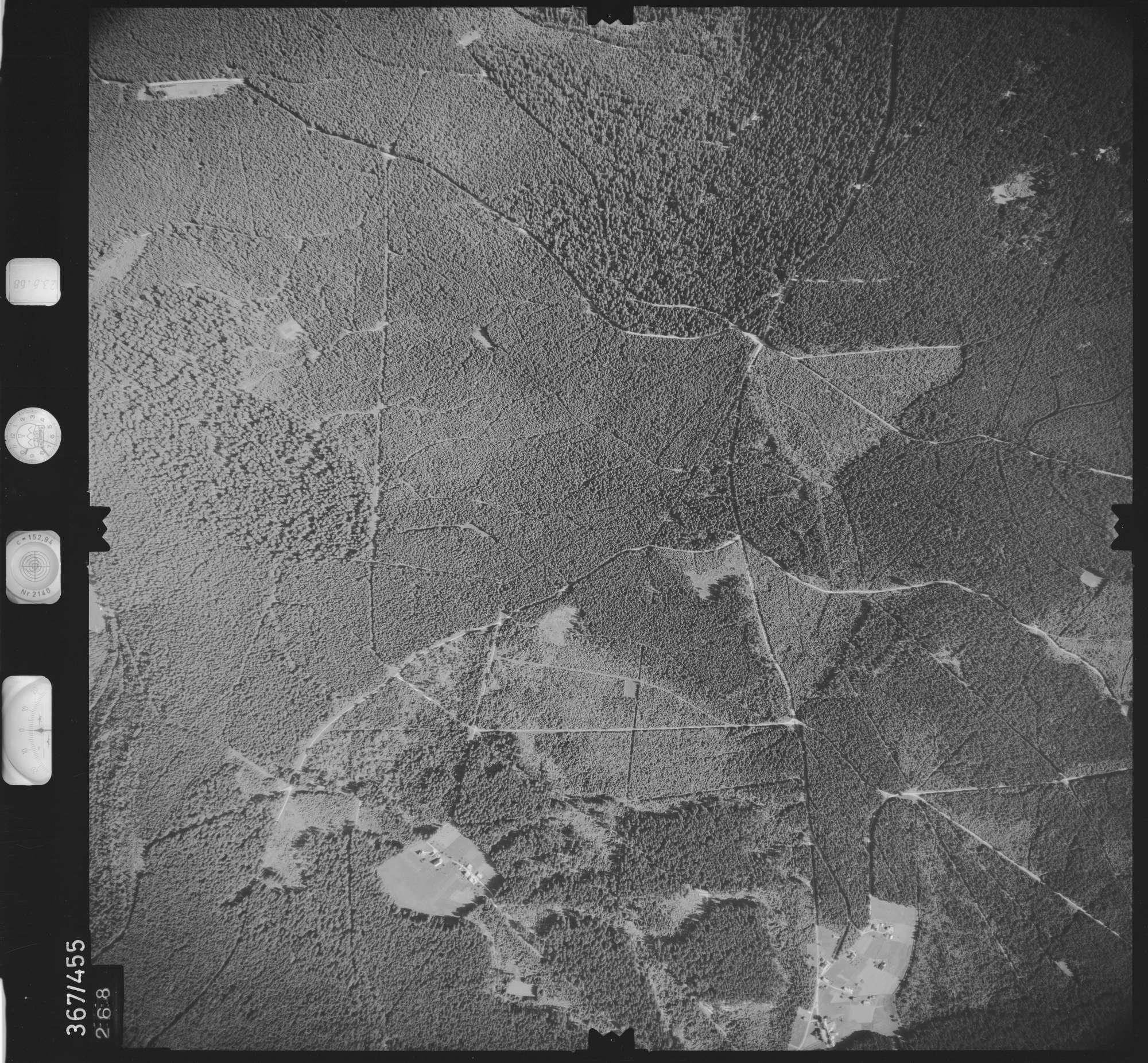 Luftbild: Film 30 Bildnr. 268, Bild 1