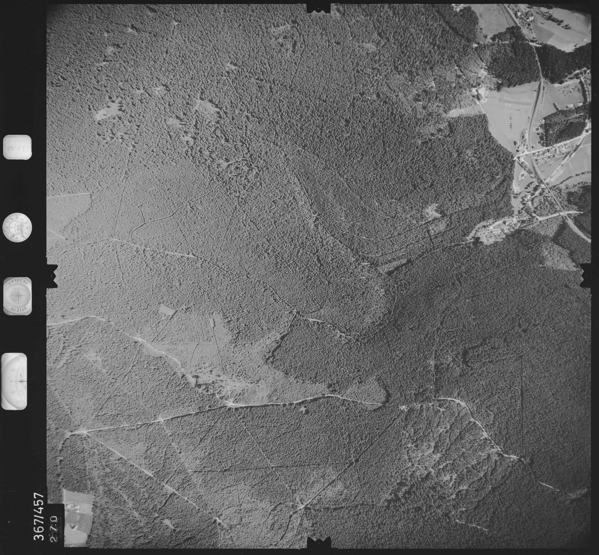 Luftbild: Film 30 Bildnr. 270, Bild 1