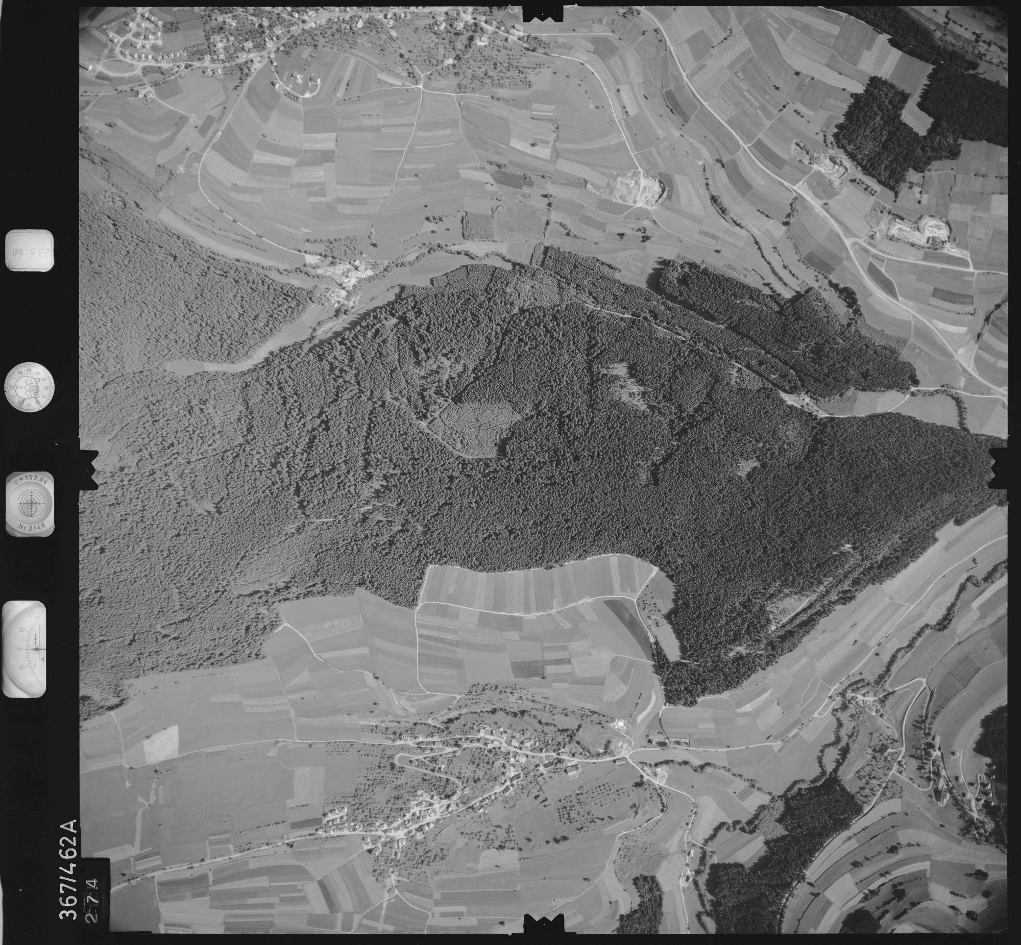 Luftbild: Film 30 Bildnr. 274, Bild 1