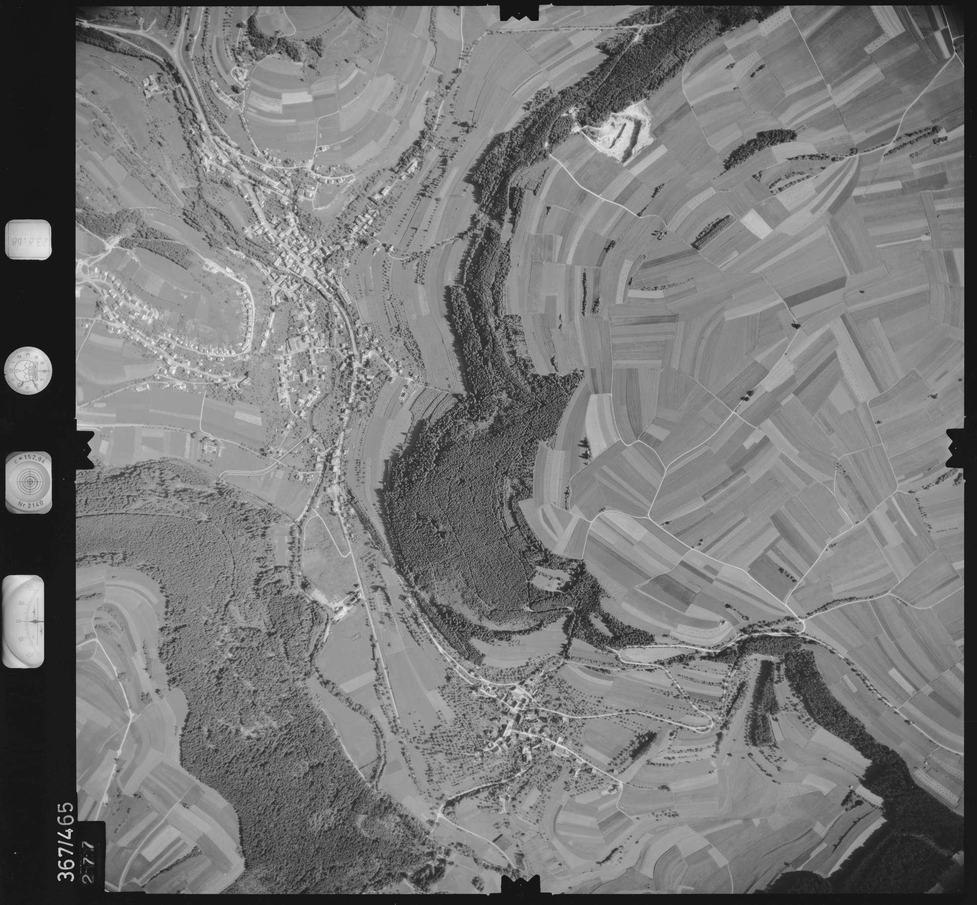 Luftbild: Film 30 Bildnr. 277, Bild 1