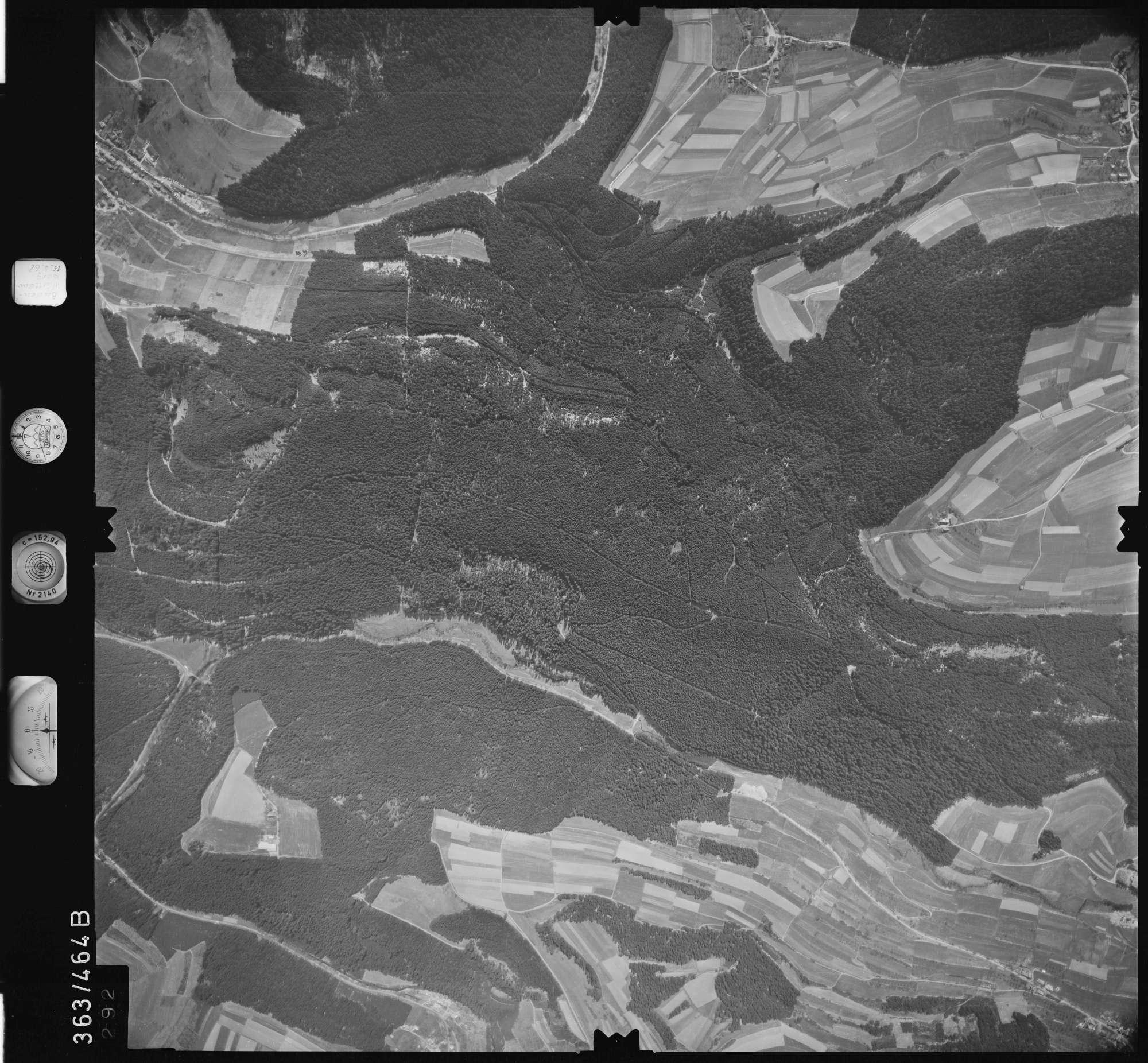 Luftbild: Film 45 Bildnr. 292, Bild 1