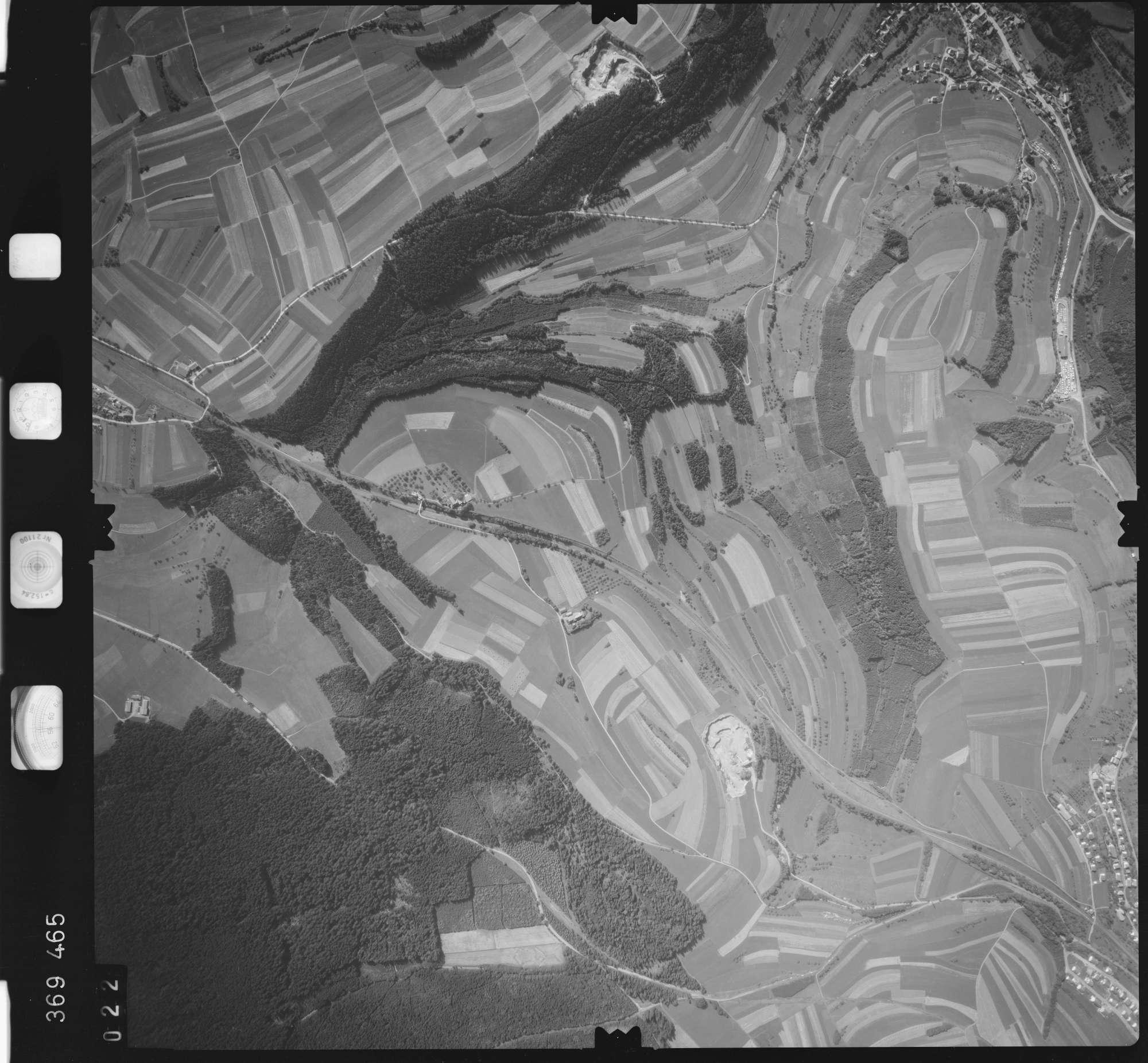 Luftbild: Film 91 Bildnr. 22, Bild 1