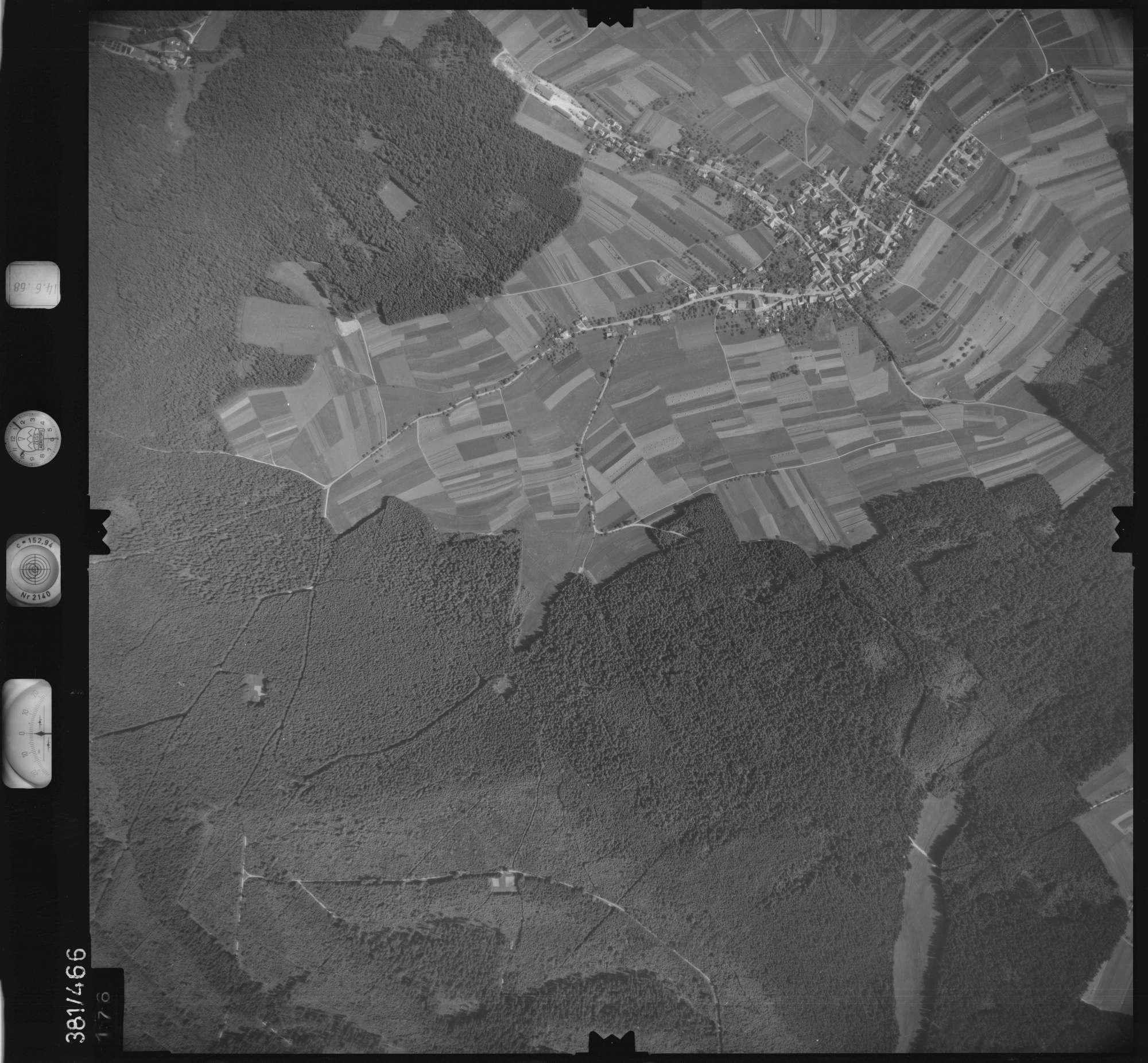 Luftbild: Film 21 Bildnr. 176, Bild 1