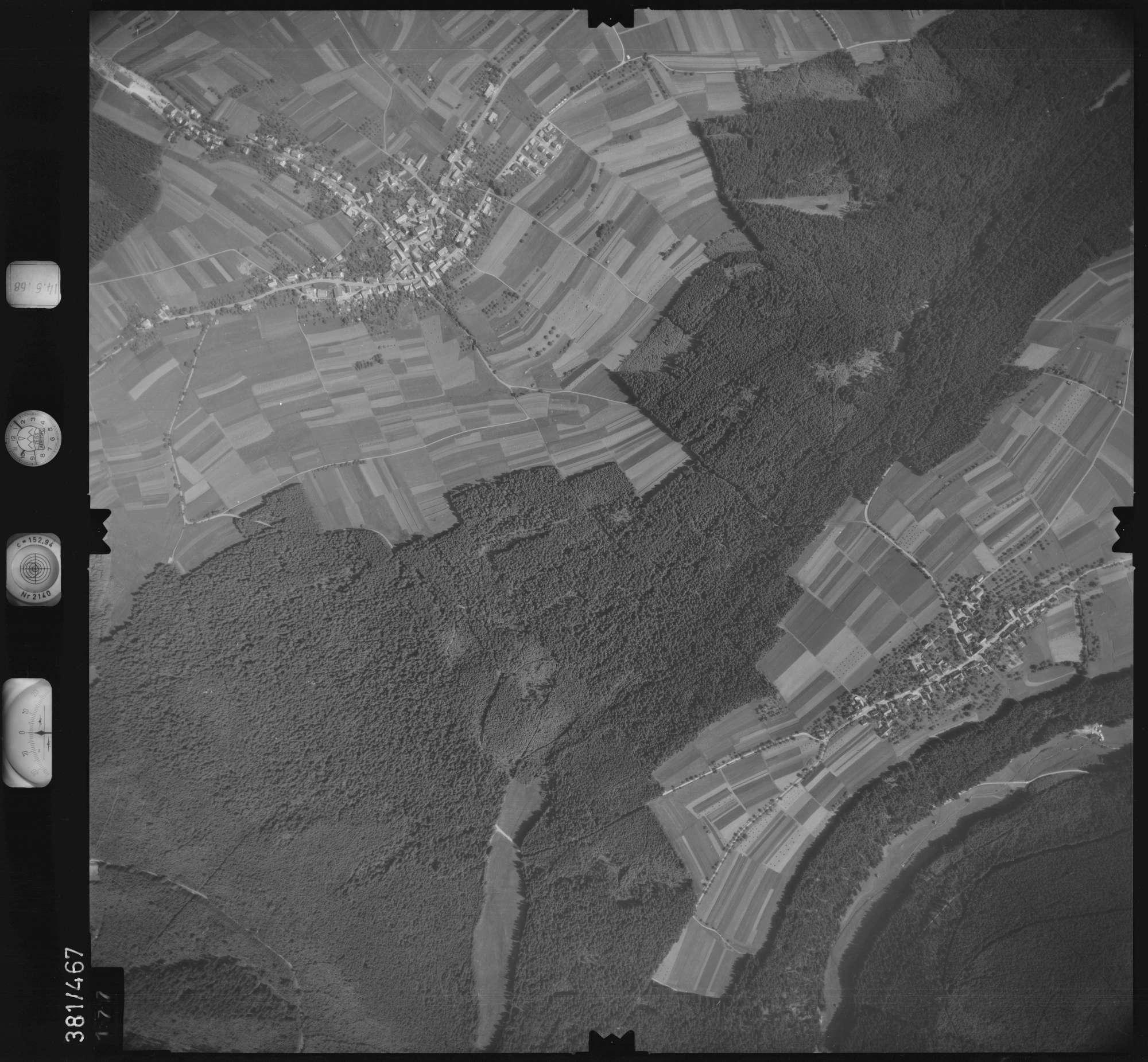 Luftbild: Film 21 Bildnr. 177, Bild 1