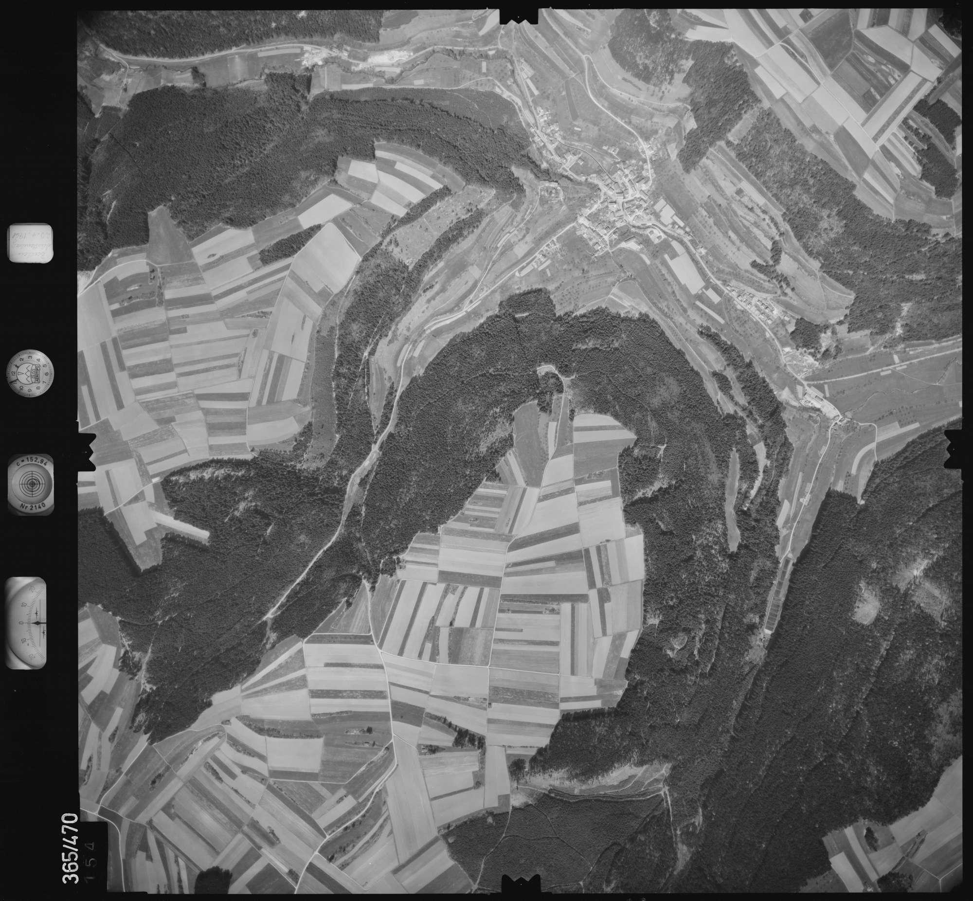Luftbild: Film 15 Bildnr. 154, Bild 1