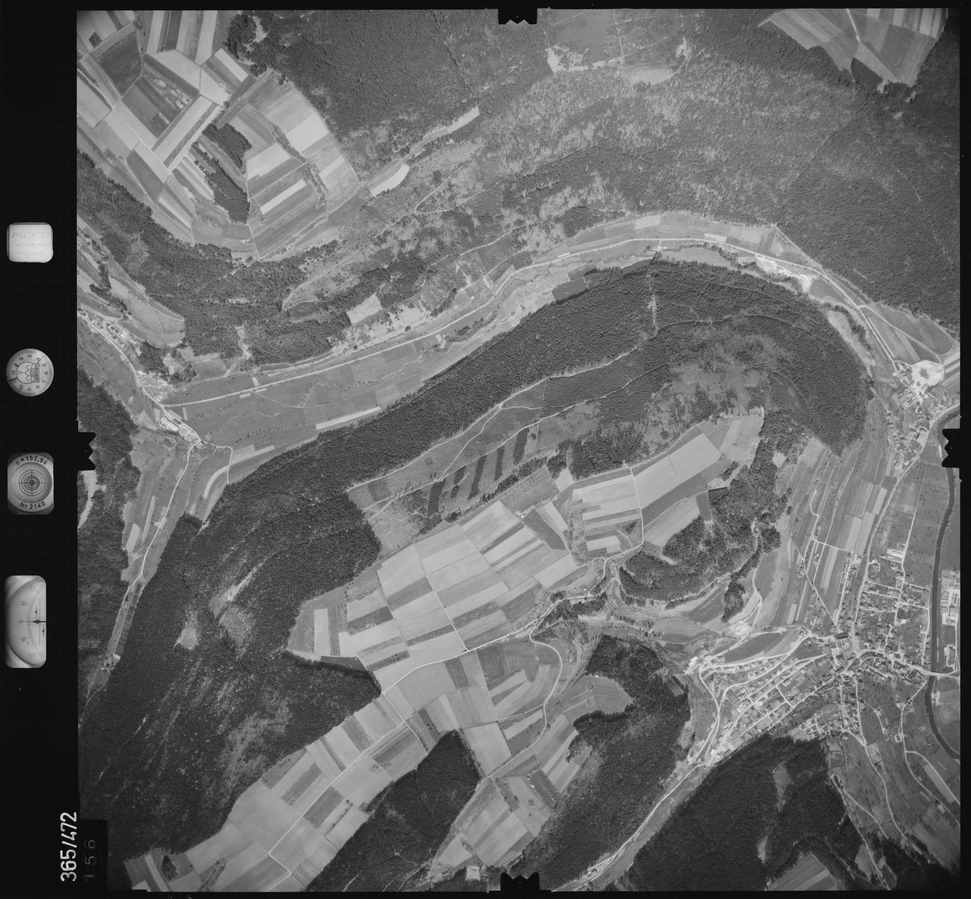 Luftbild: Film 15 Bildnr. 156, Bild 1
