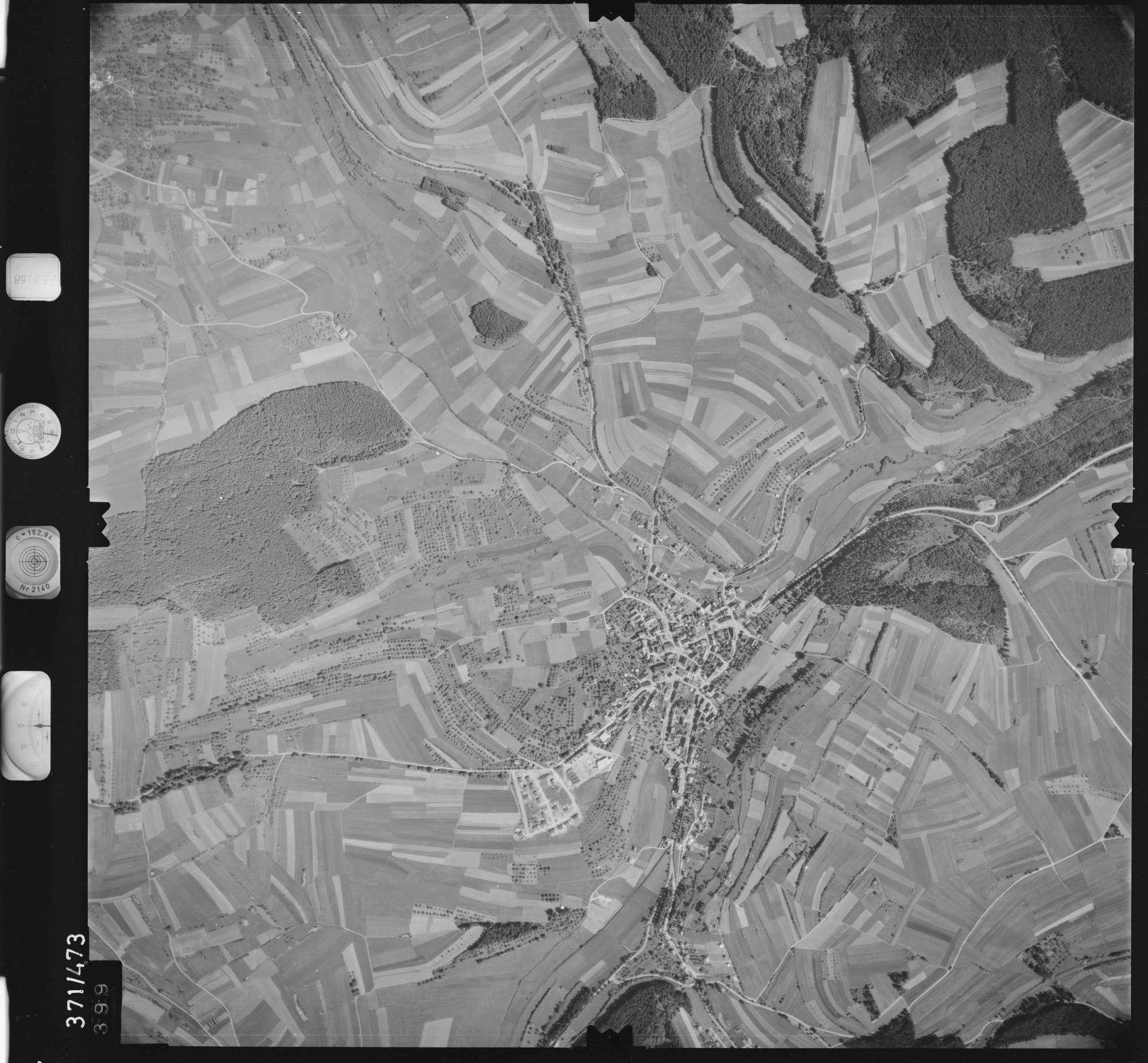 Luftbild: Film 29 Bildnr. 399, Bild 1