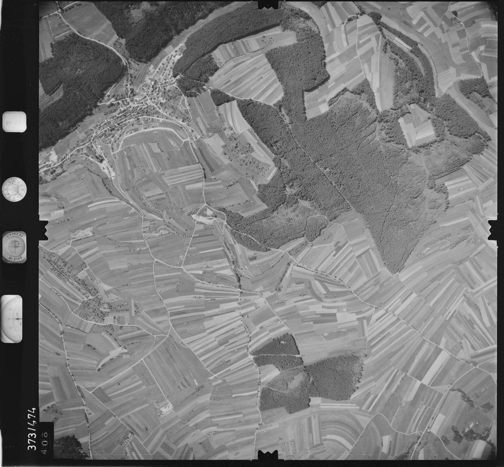 Luftbild: Film 29 Bildnr. 406, Bild 1