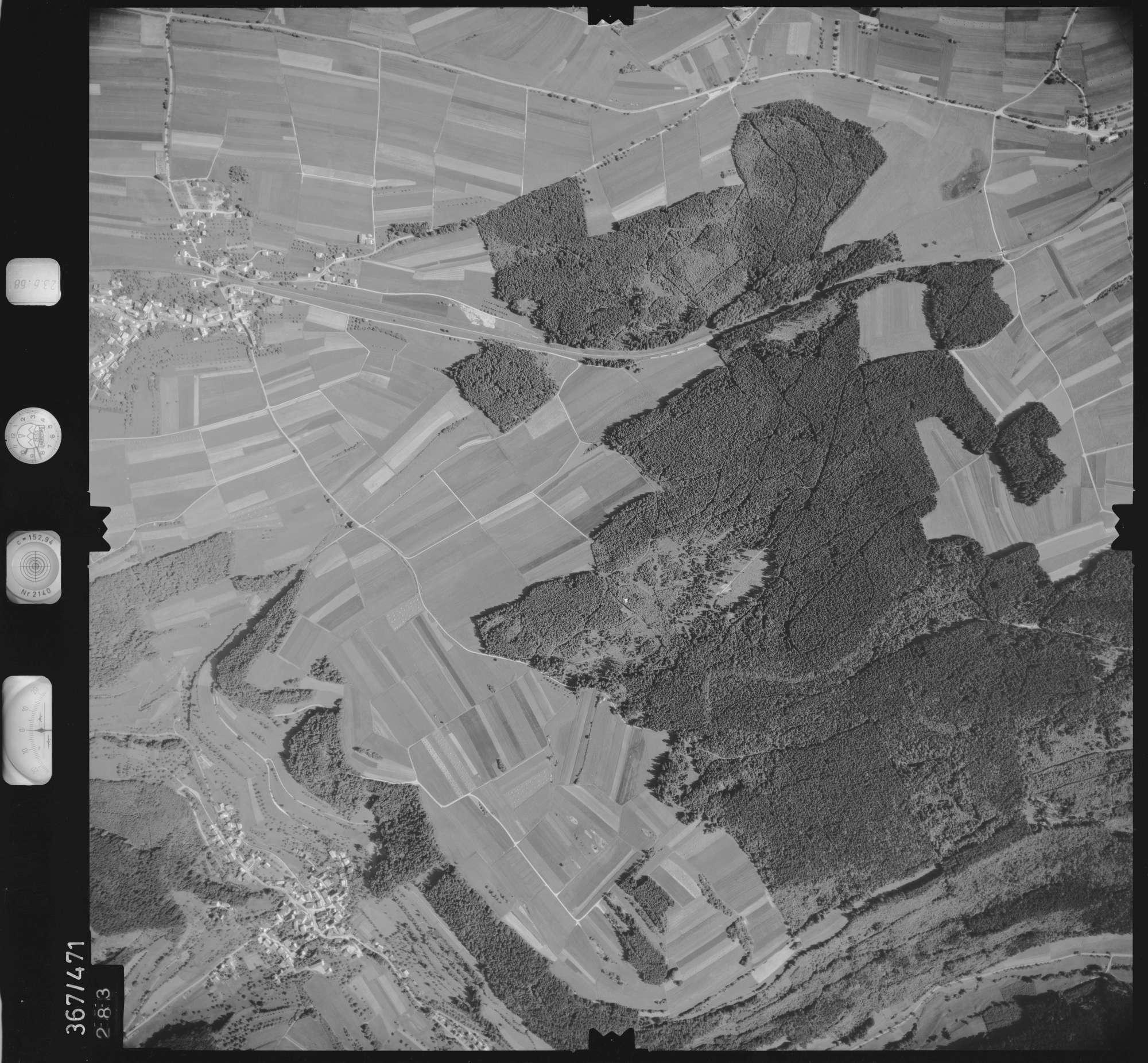 Luftbild: Film 30 Bildnr. 283, Bild 1