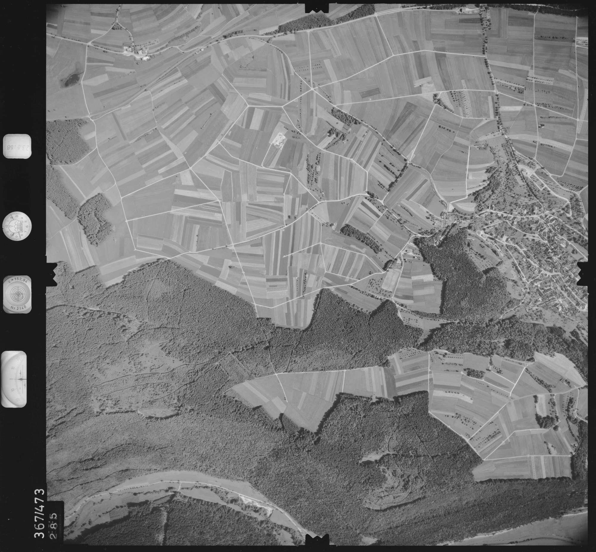 Luftbild: Film 30 Bildnr. 285, Bild 1