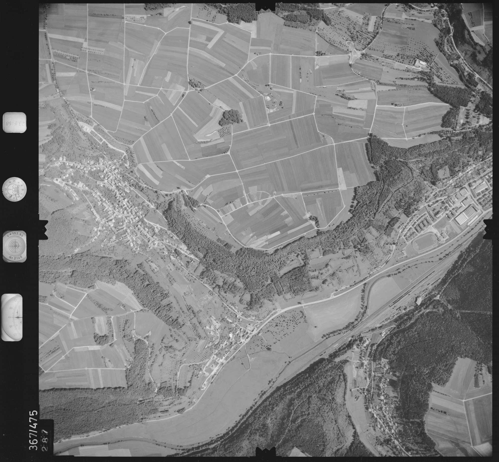 Luftbild: Film 30 Bildnr. 287, Bild 1