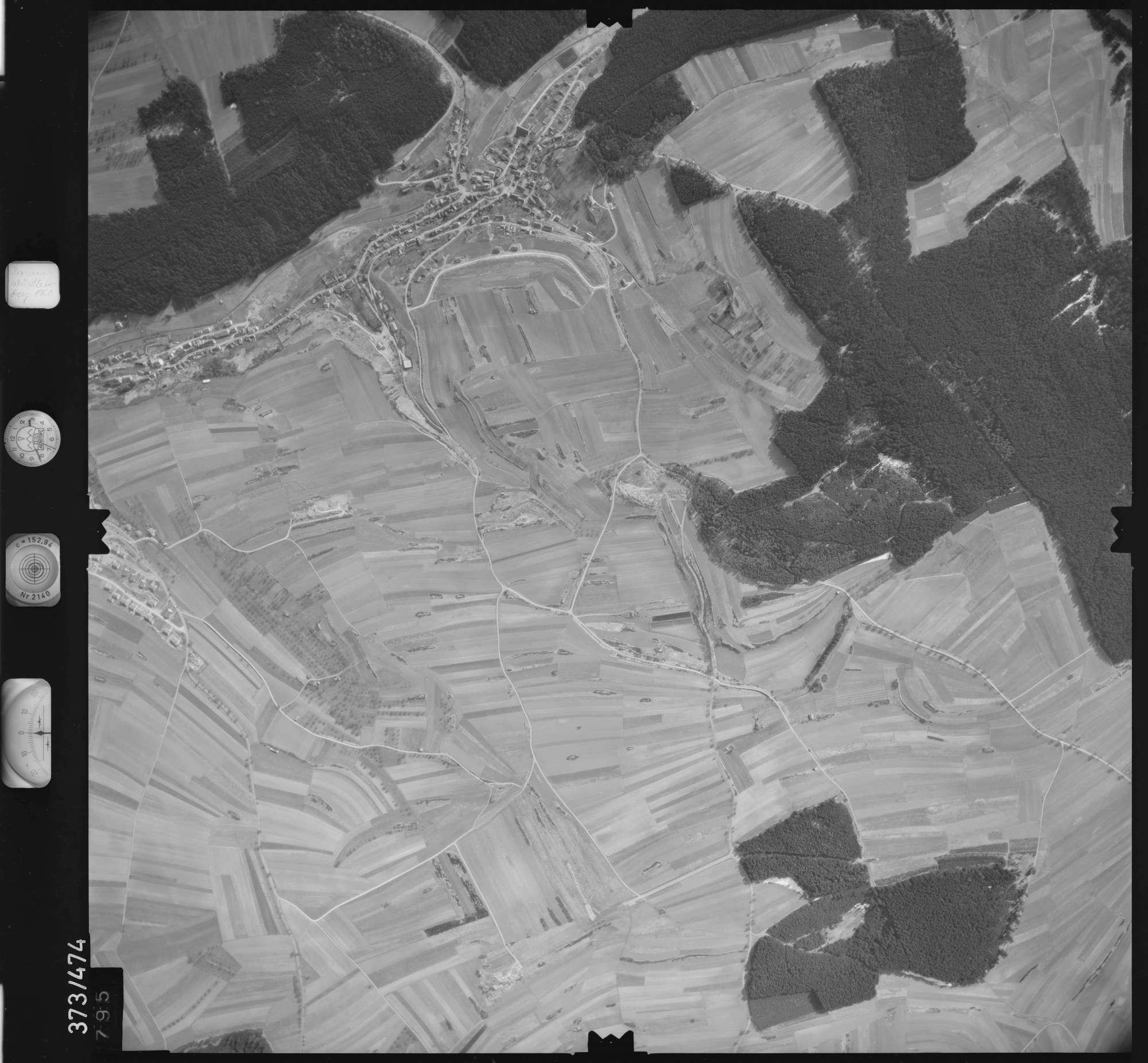 Luftbild: Film 33 Bildnr. 795, Bild 1