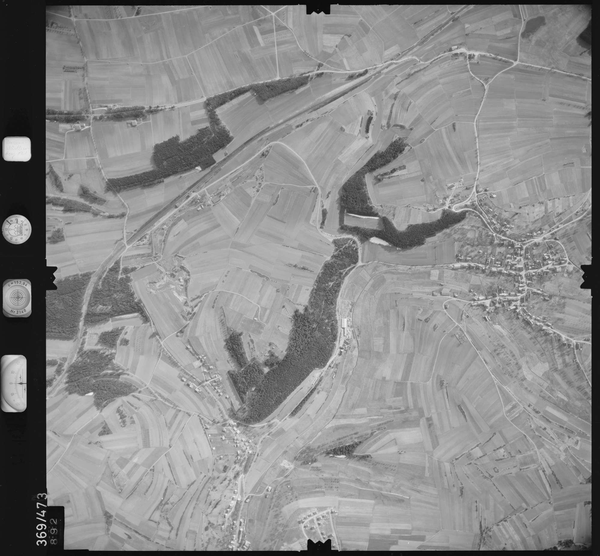 Luftbild: Film 33 Bildnr. 892, Bild 1