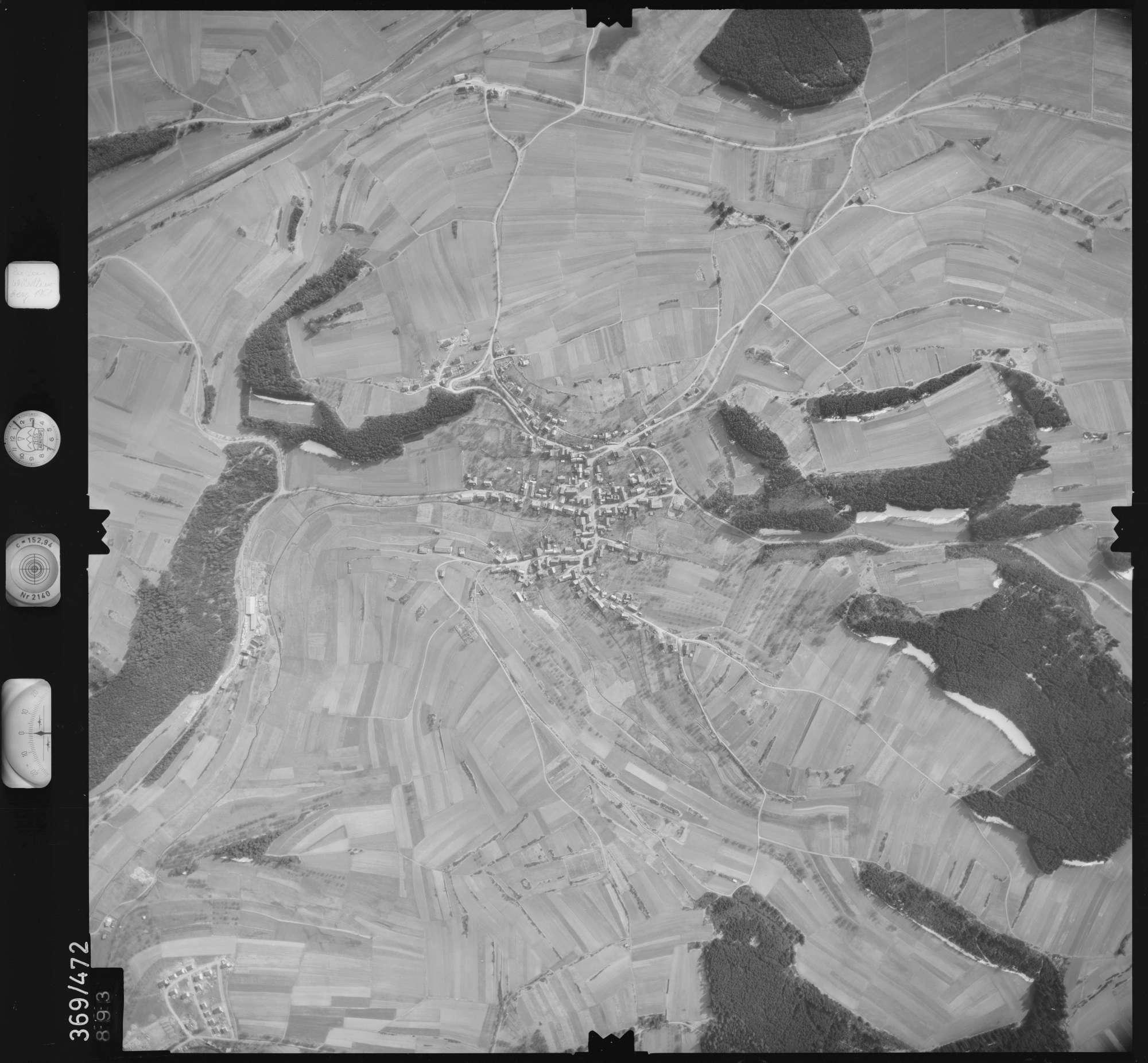 Luftbild: Film 33 Bildnr. 893, Bild 1