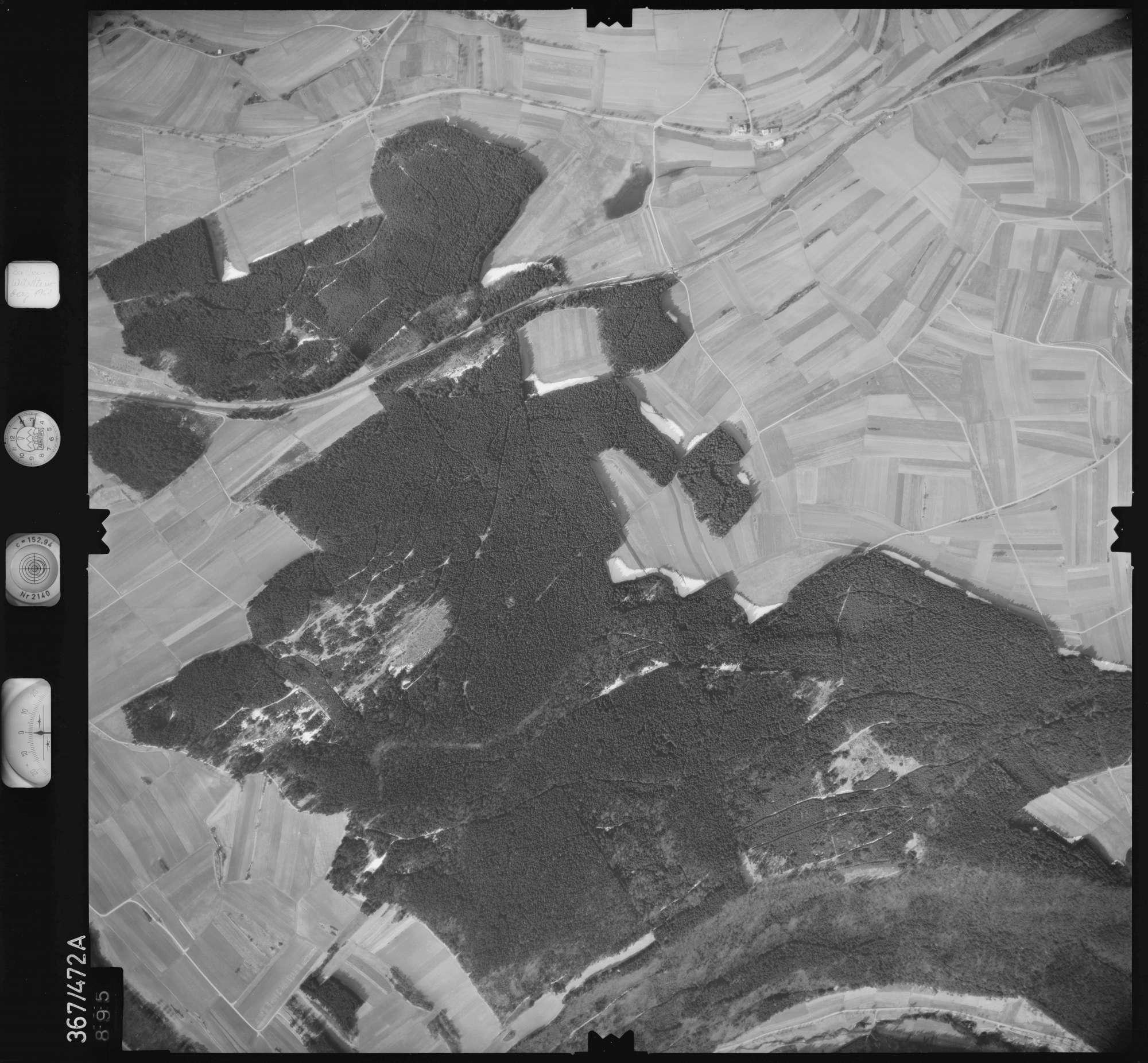 Luftbild: Film 33 Bildnr. 895, Bild 1