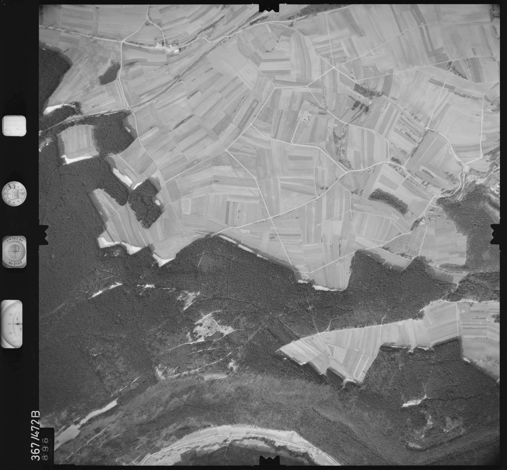 Luftbild: Film 33 Bildnr. 896, Bild 1