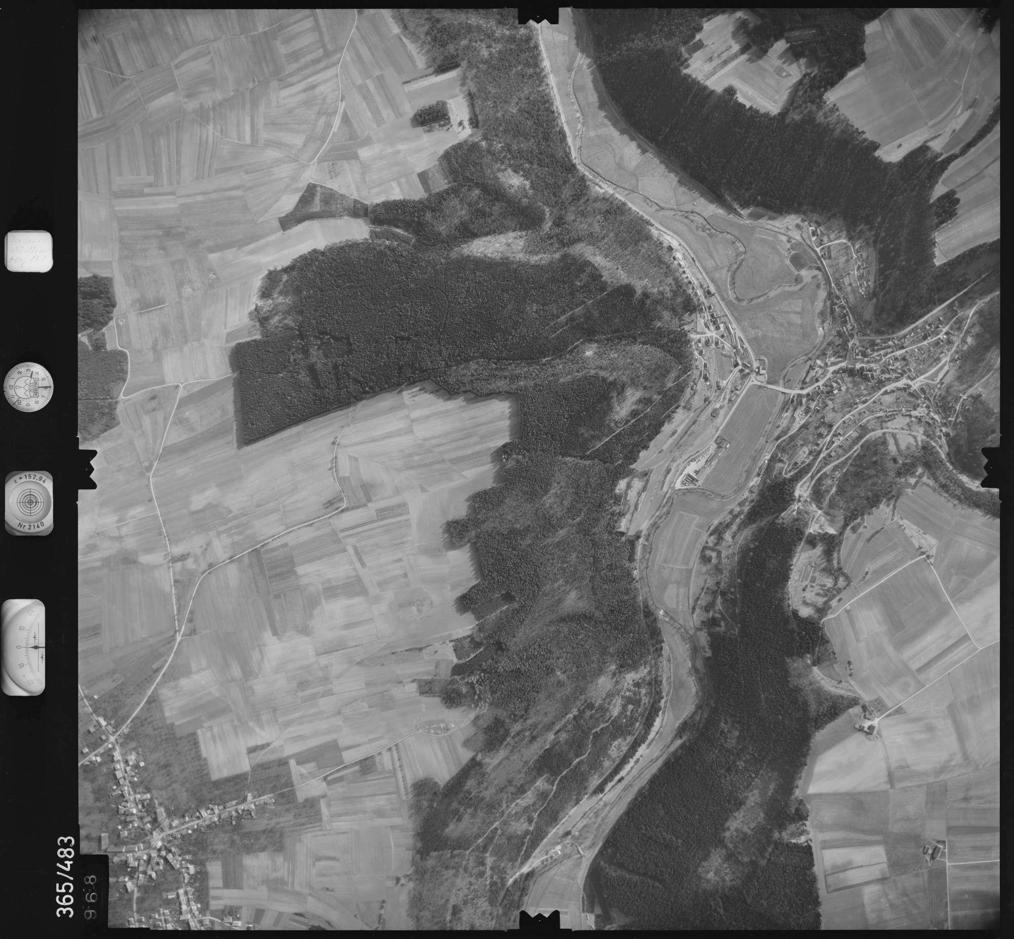 Luftbild: Film 33 Bildnr. 968, Bild 1