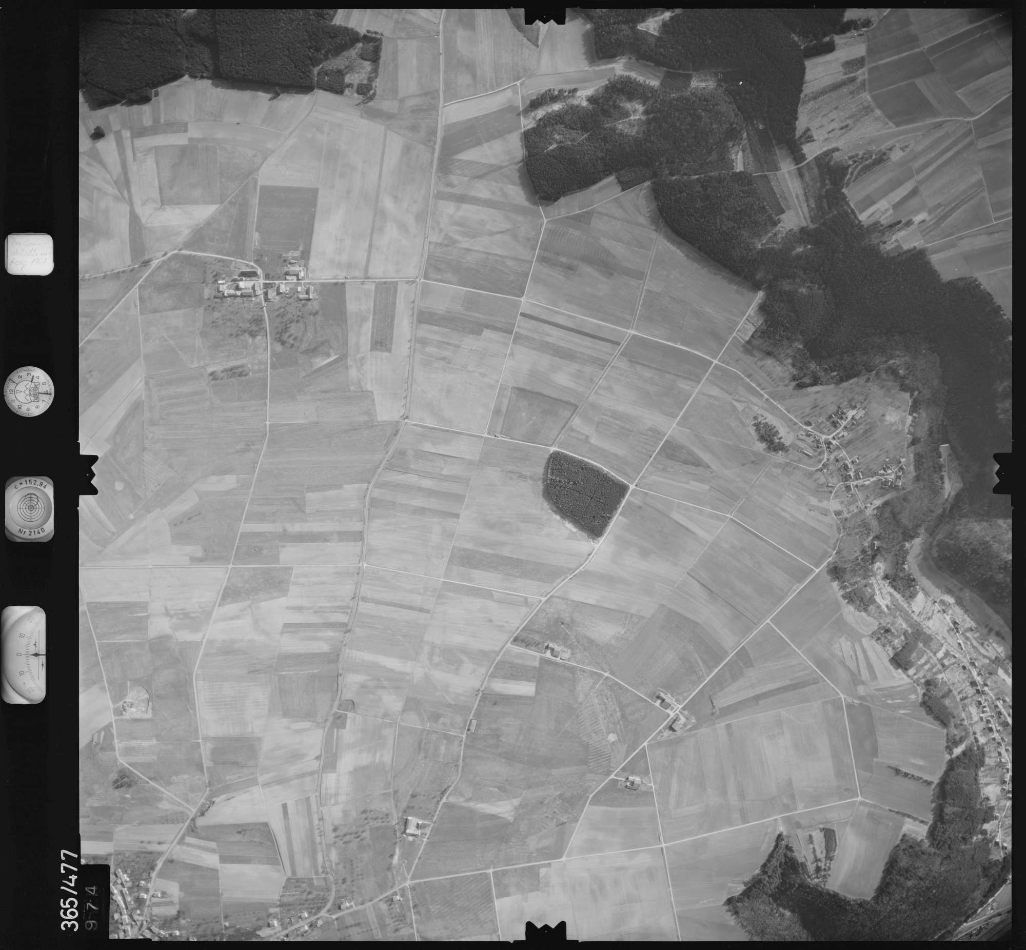 Luftbild: Film 33 Bildnr. 974, Bild 1
