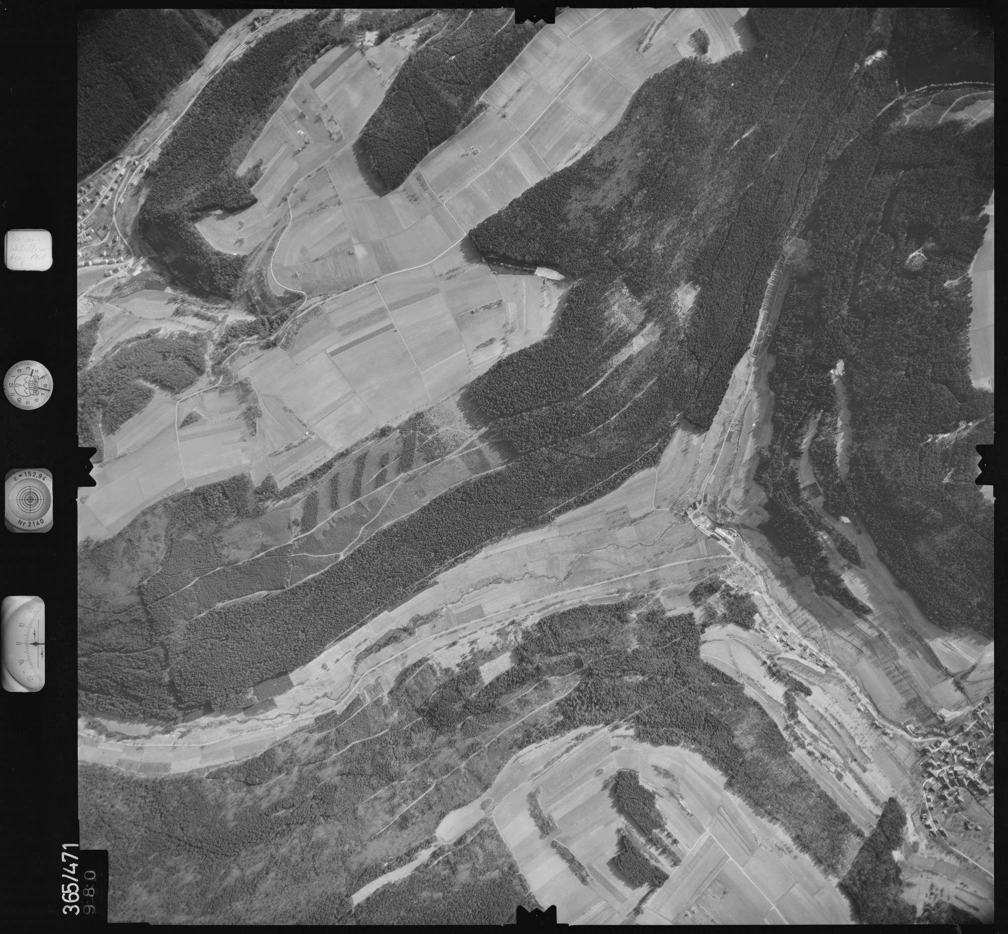 Luftbild: Film 33 Bildnr. 980, Bild 1