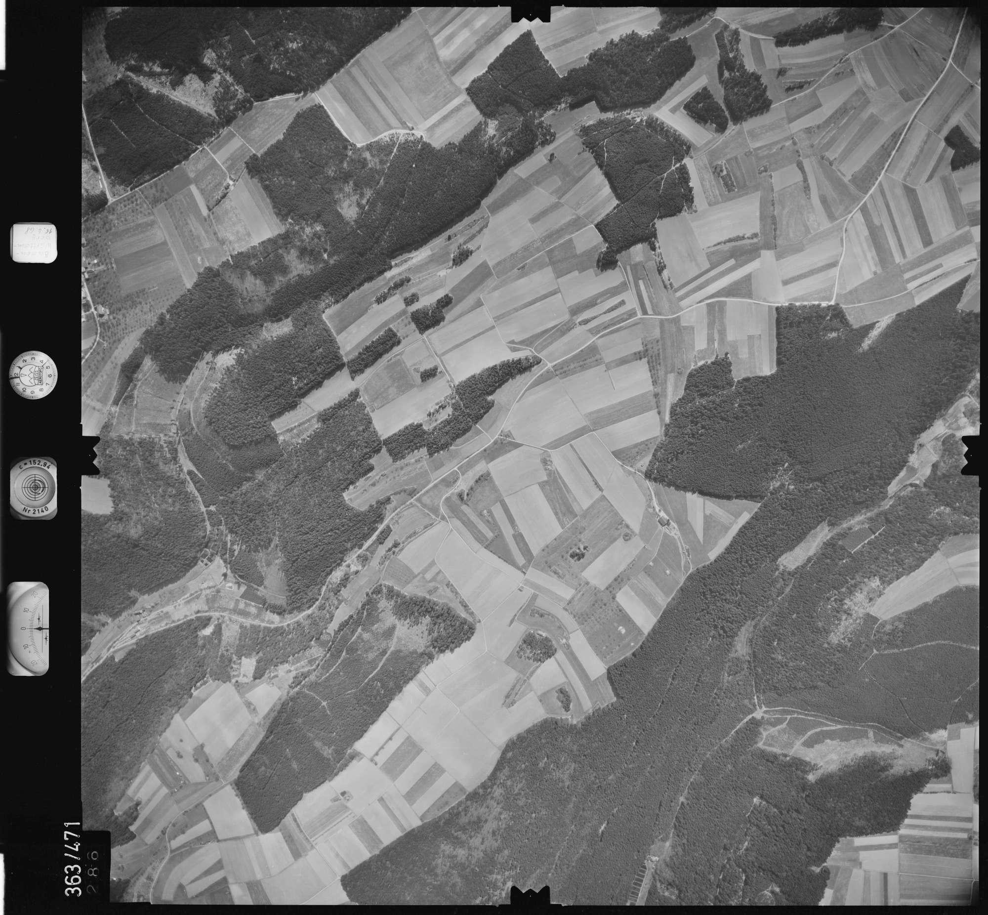 Luftbild: Film 45 Bildnr. 286, Bild 1