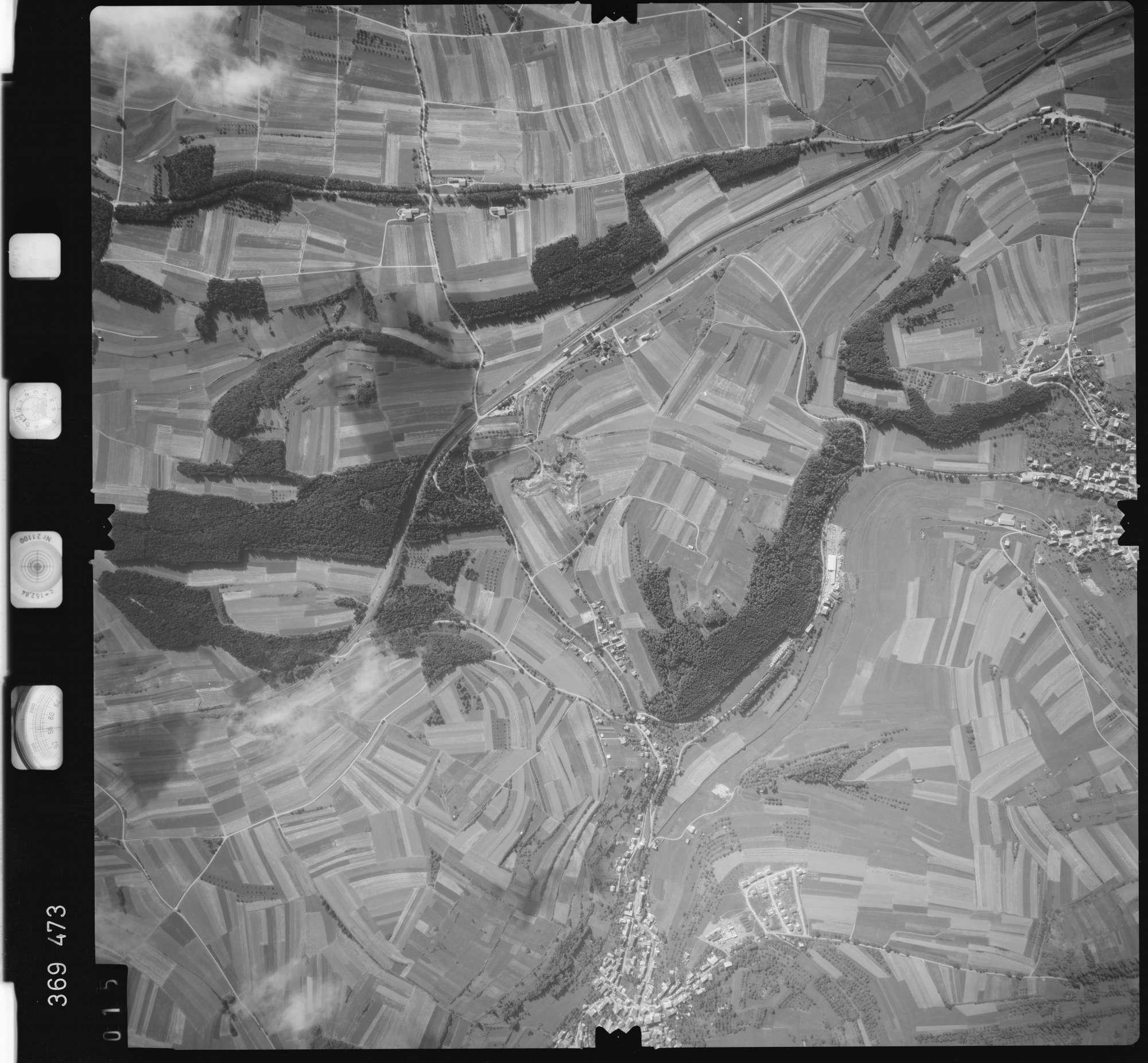 Luftbild: Film 91 Bildnr. 15, Bild 1