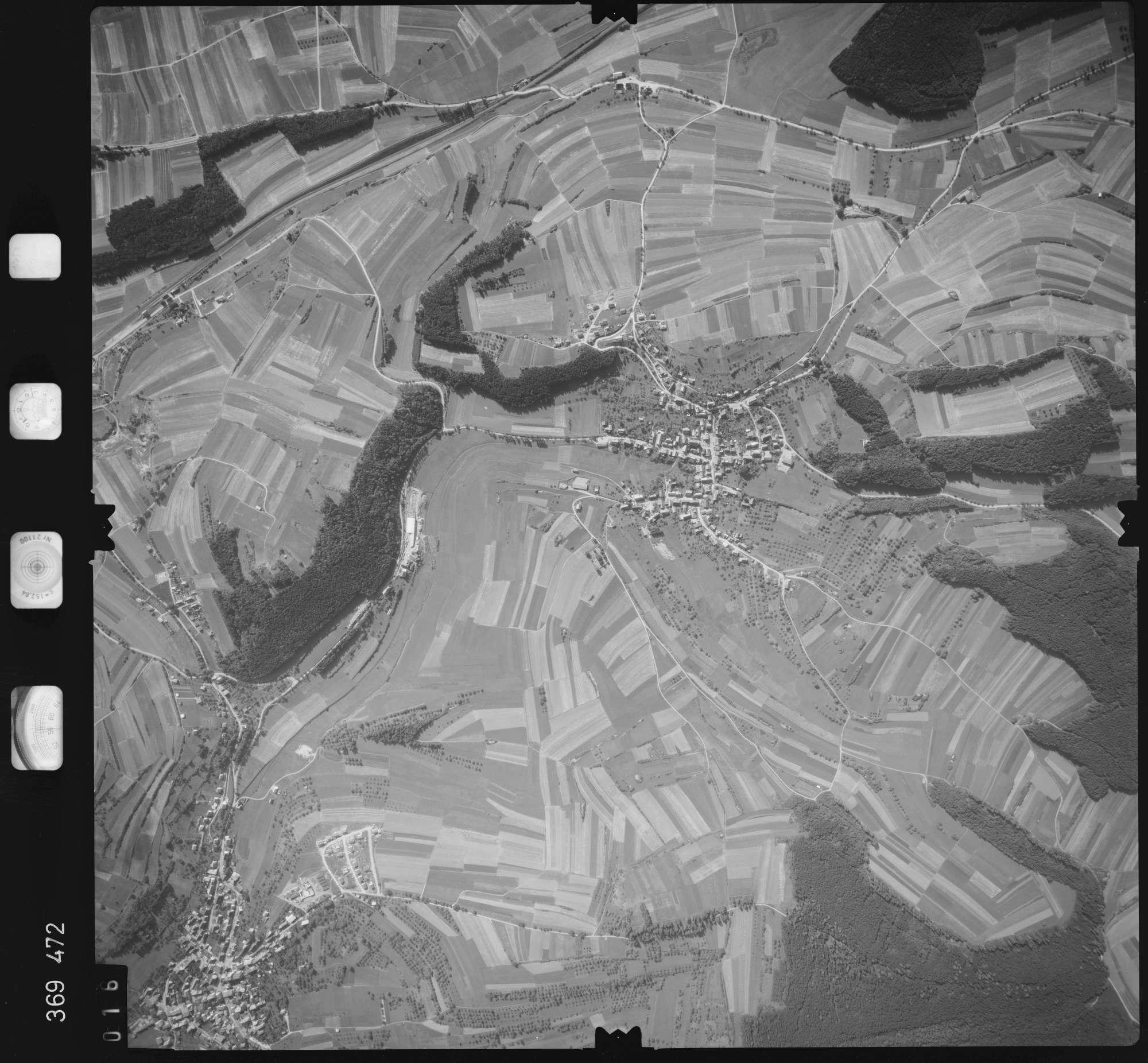 Luftbild: Film 91 Bildnr. 16, Bild 1