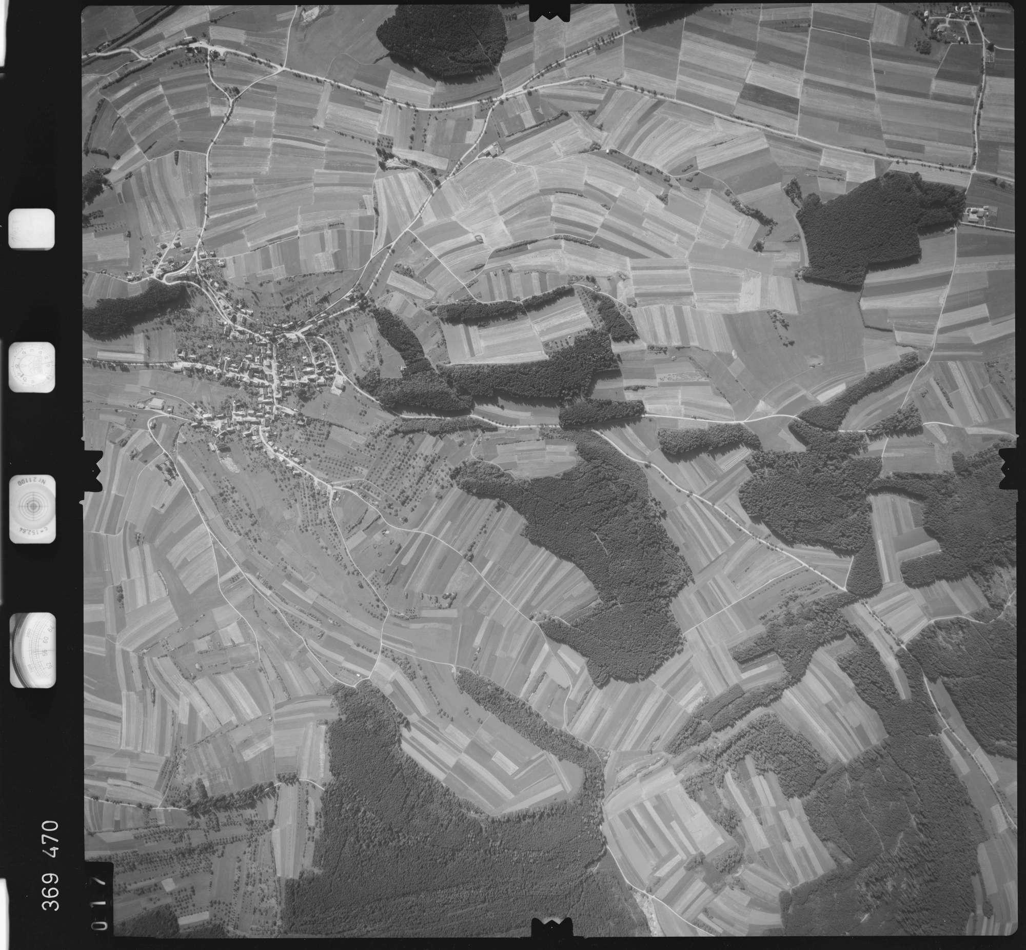 Luftbild: Film 91 Bildnr. 17, Bild 1