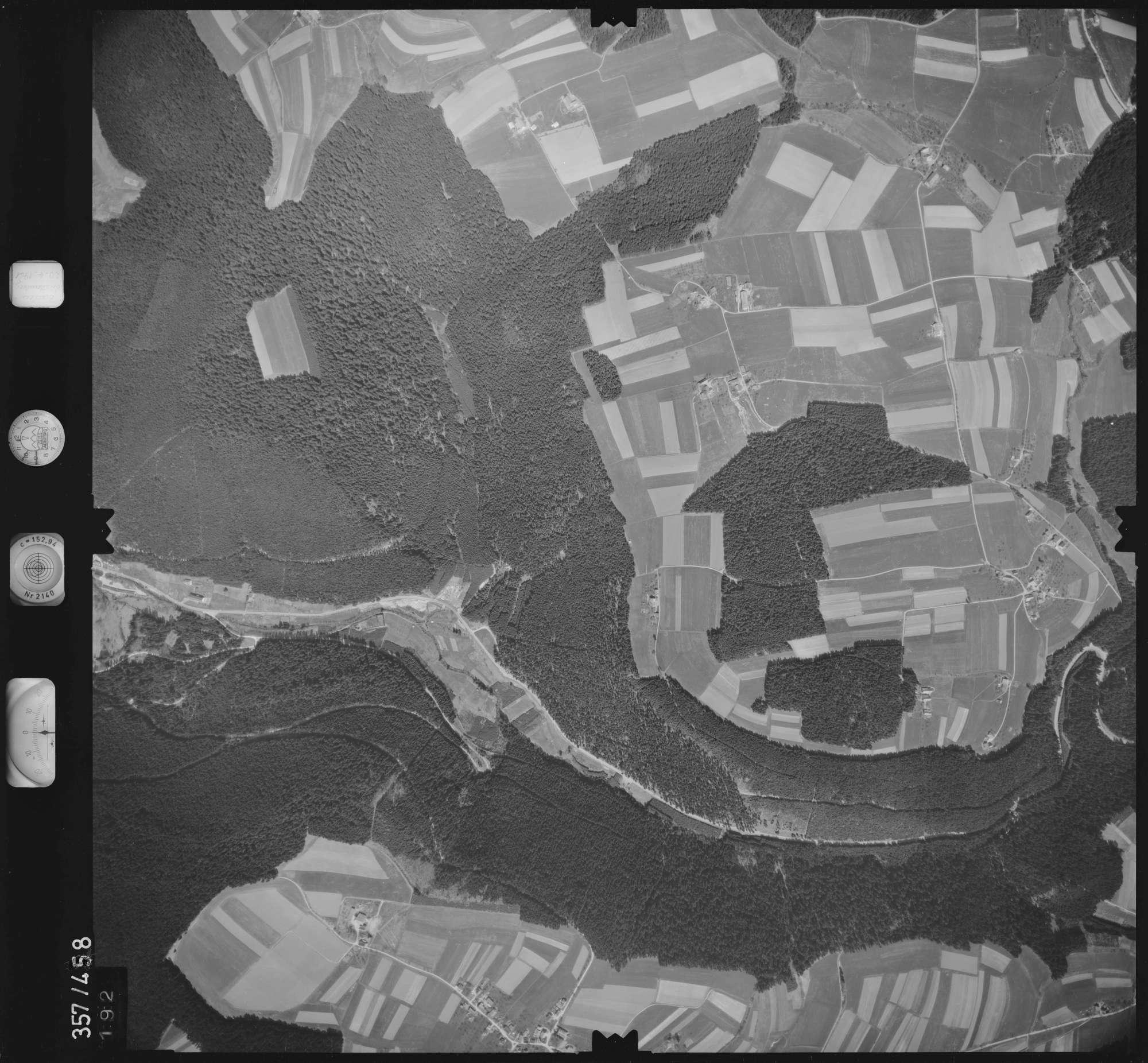 Luftbild: Film 11 Bildnr. 192, Bild 1