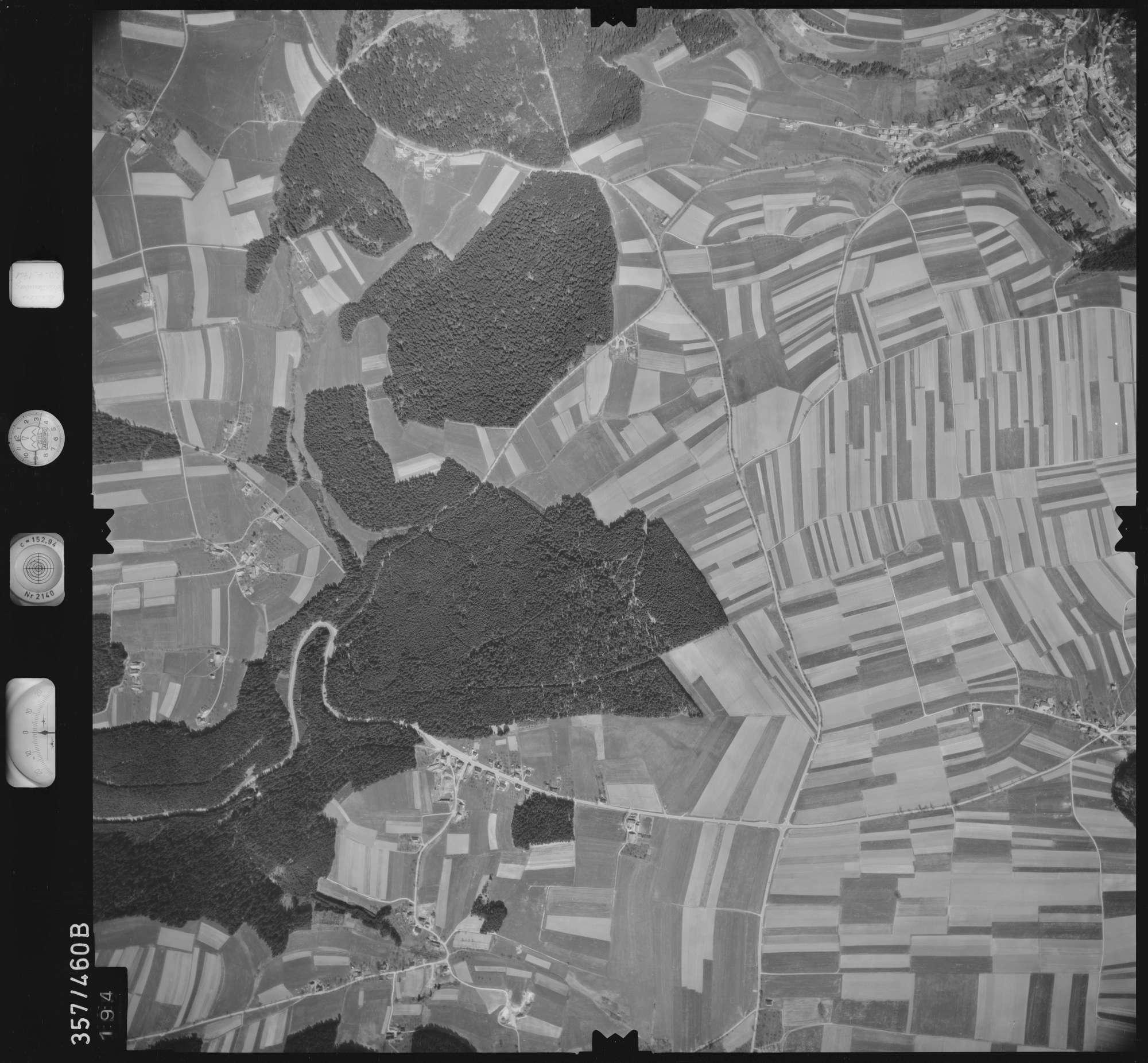 Luftbild: Film 11 Bildnr. 194, Bild 1