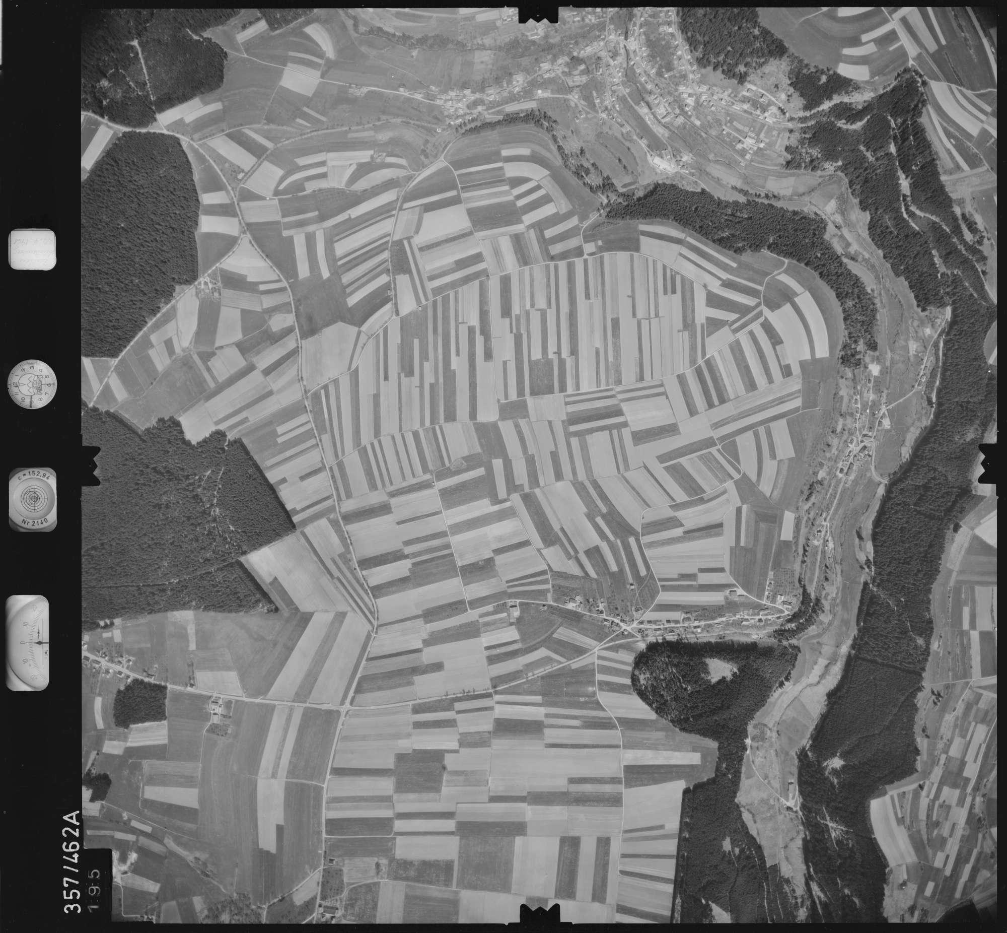 Luftbild: Film 11 Bildnr. 195, Bild 1