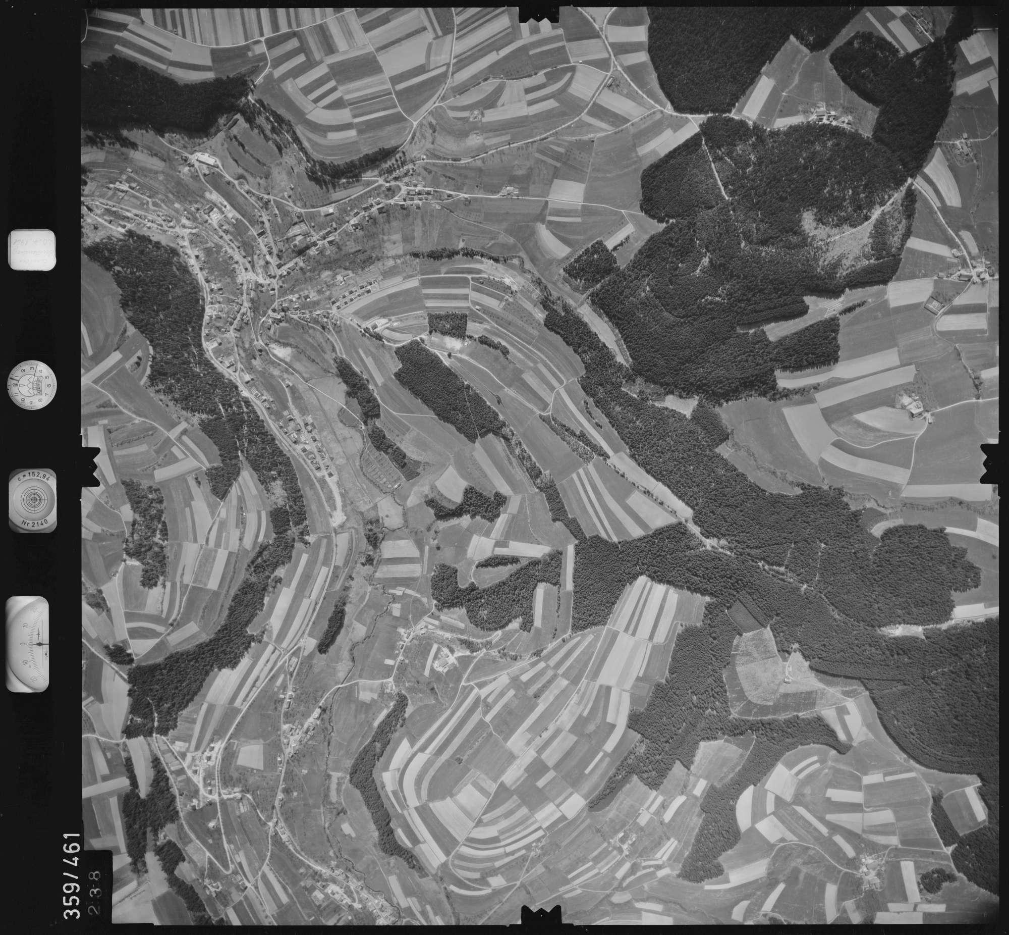 Luftbild: Film 11 Bildnr. 238, Bild 1