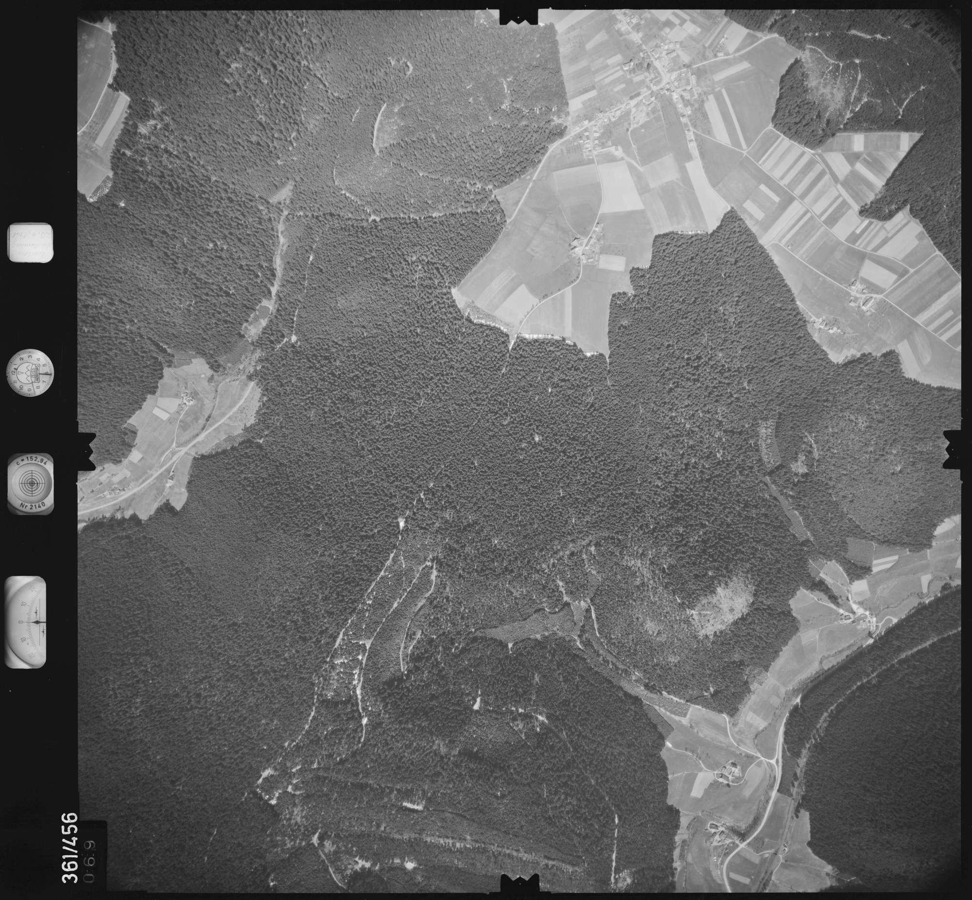 Luftbild: Film 15 Bildnr. 69, Bild 1