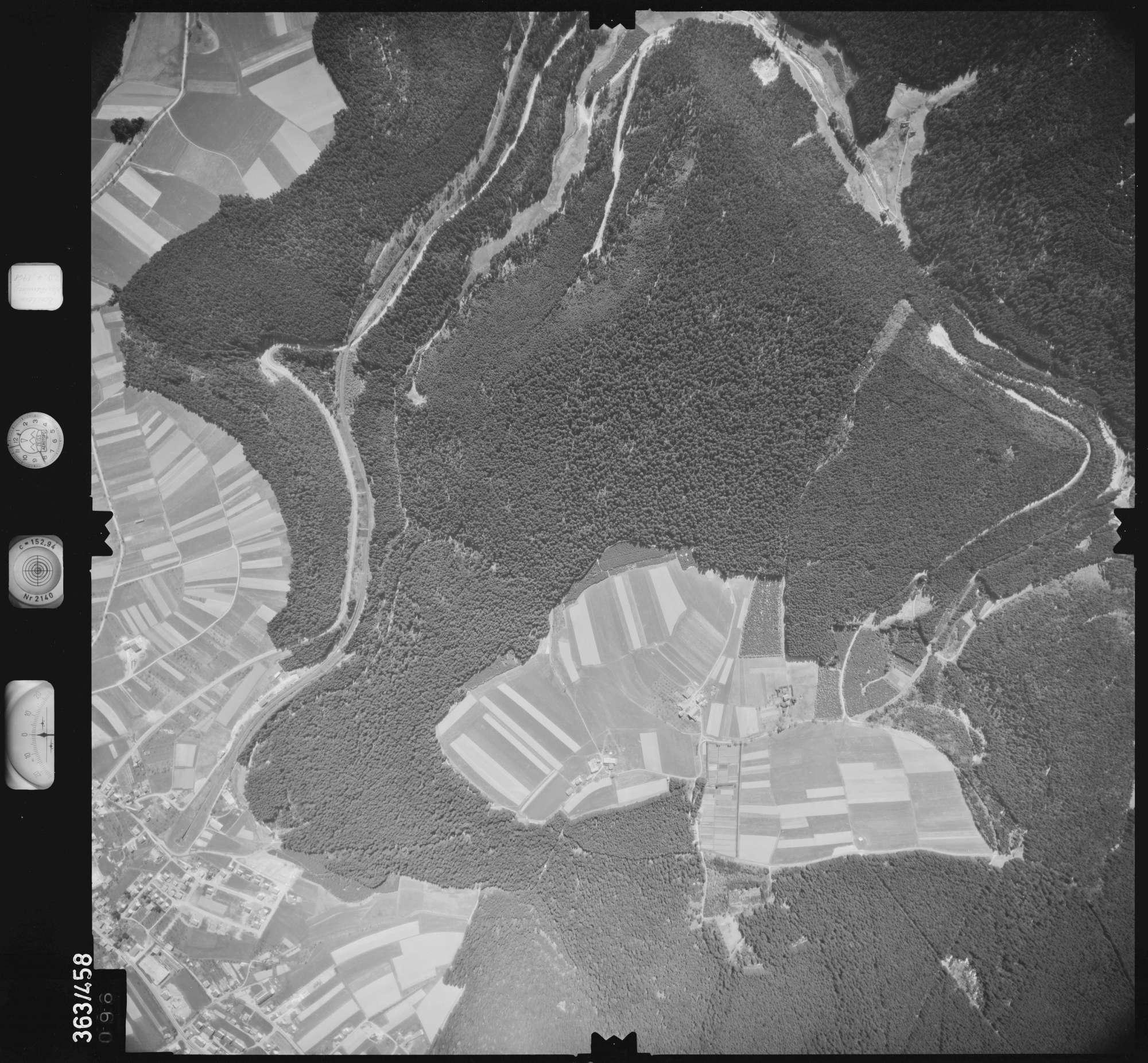 Luftbild: Film 15 Bildnr. 96, Bild 1