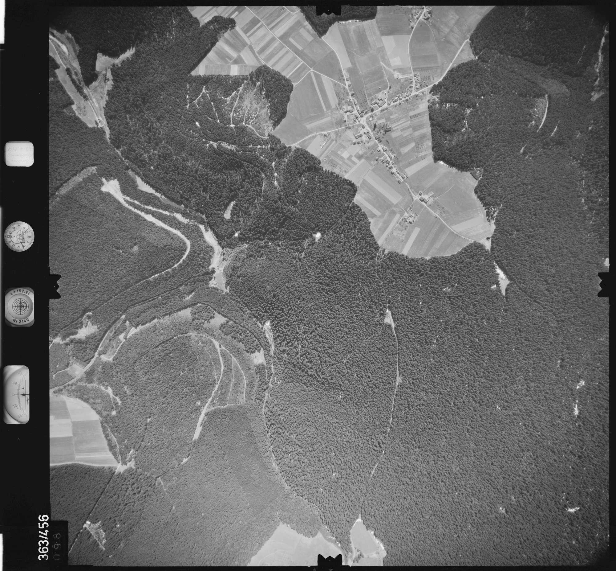 Luftbild: Film 15 Bildnr. 98, Bild 1