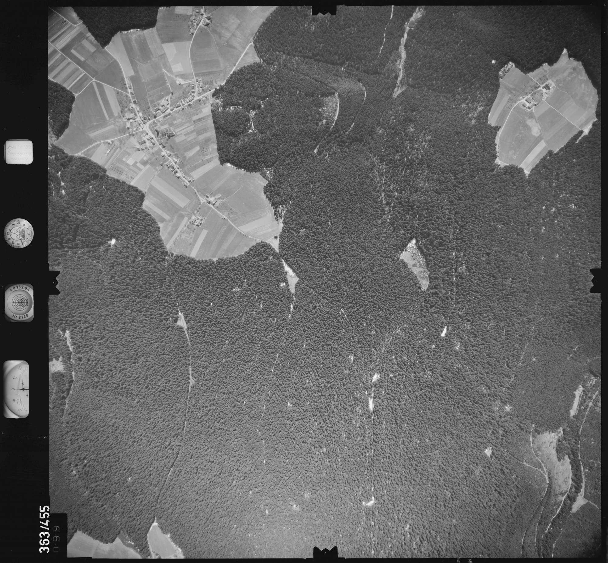 Luftbild: Film 15 Bildnr. 99, Bild 1