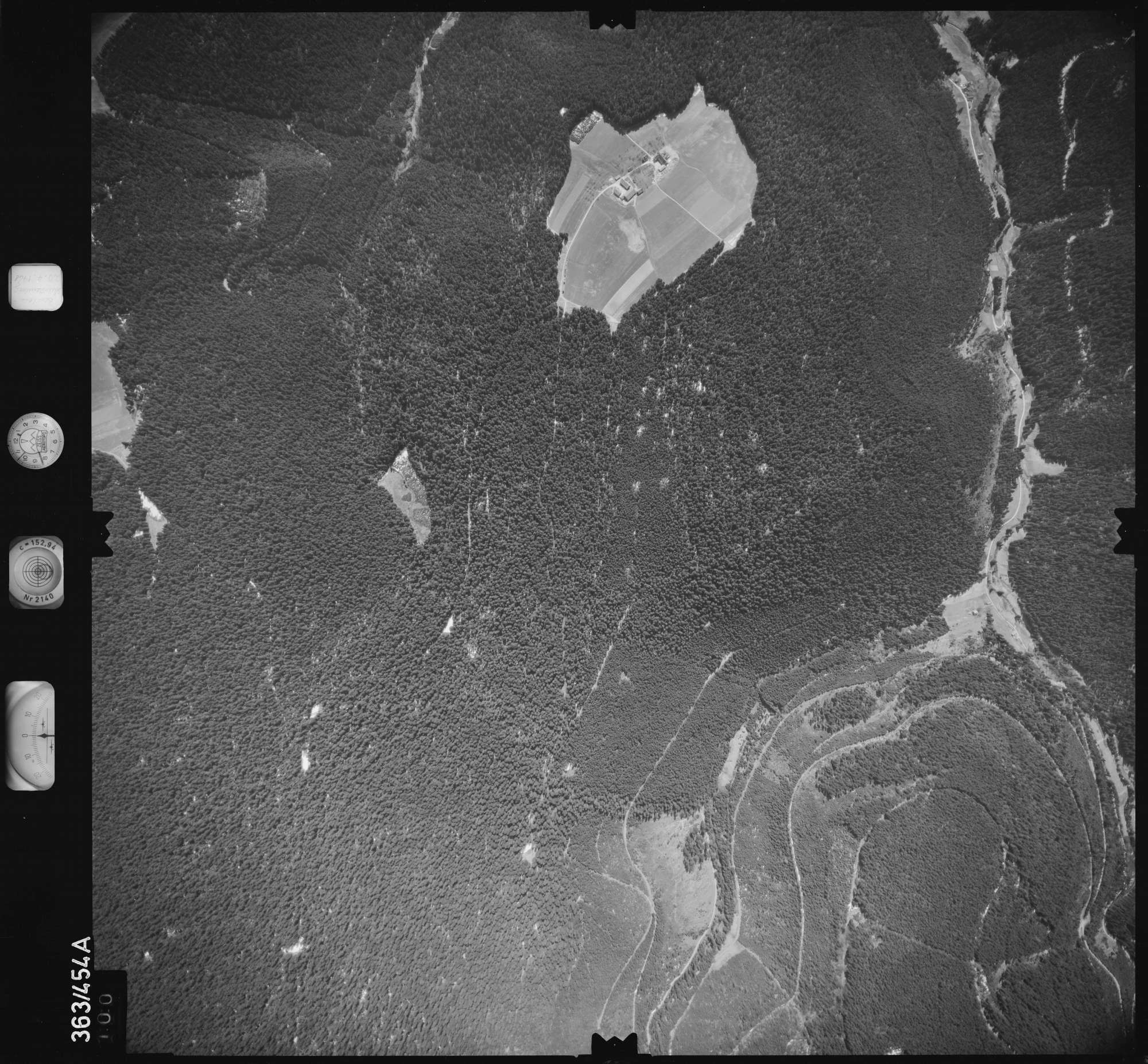 Luftbild: Film 15 Bildnr. 100, Bild 1