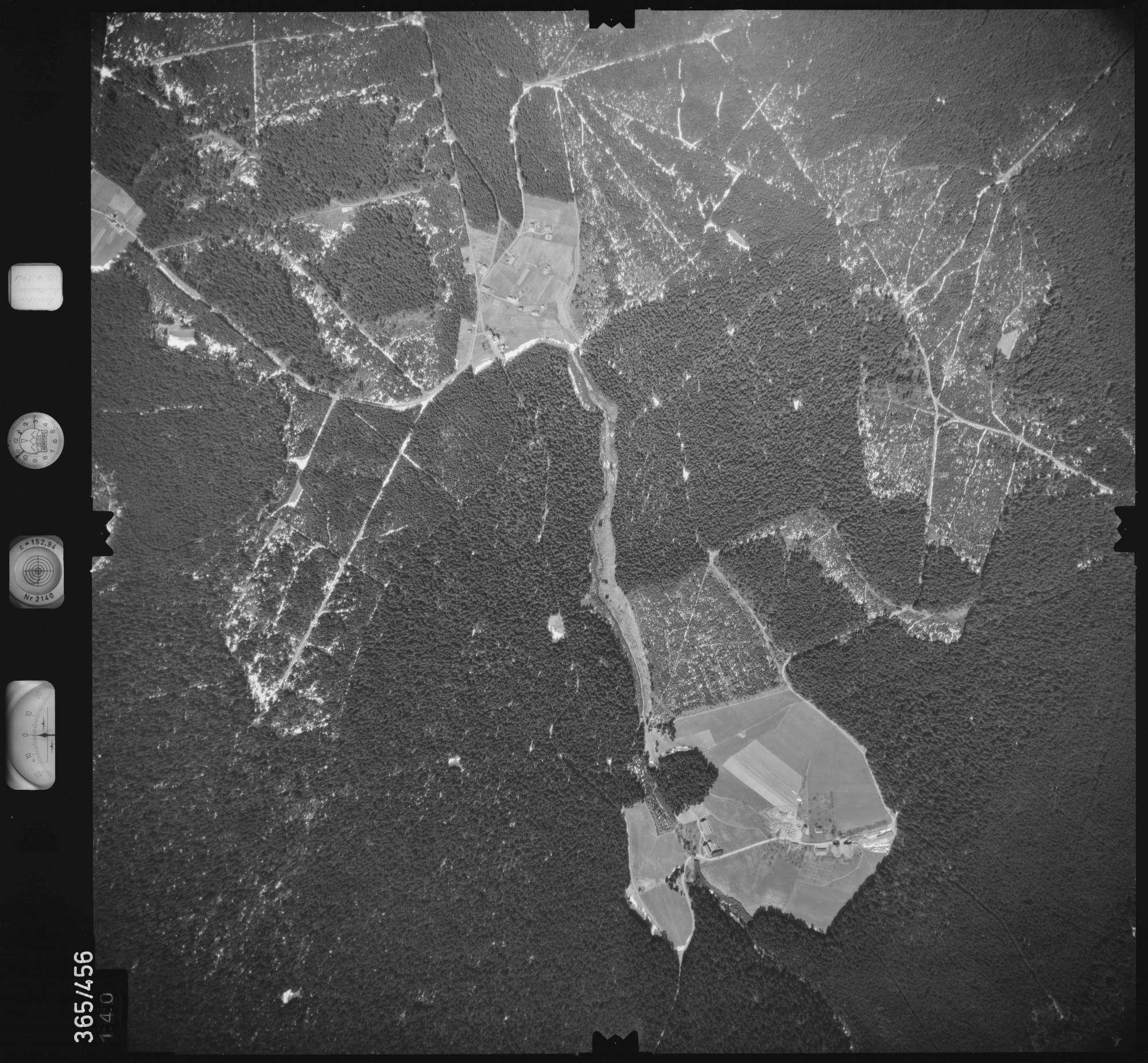 Luftbild: Film 15 Bildnr. 140, Bild 1
